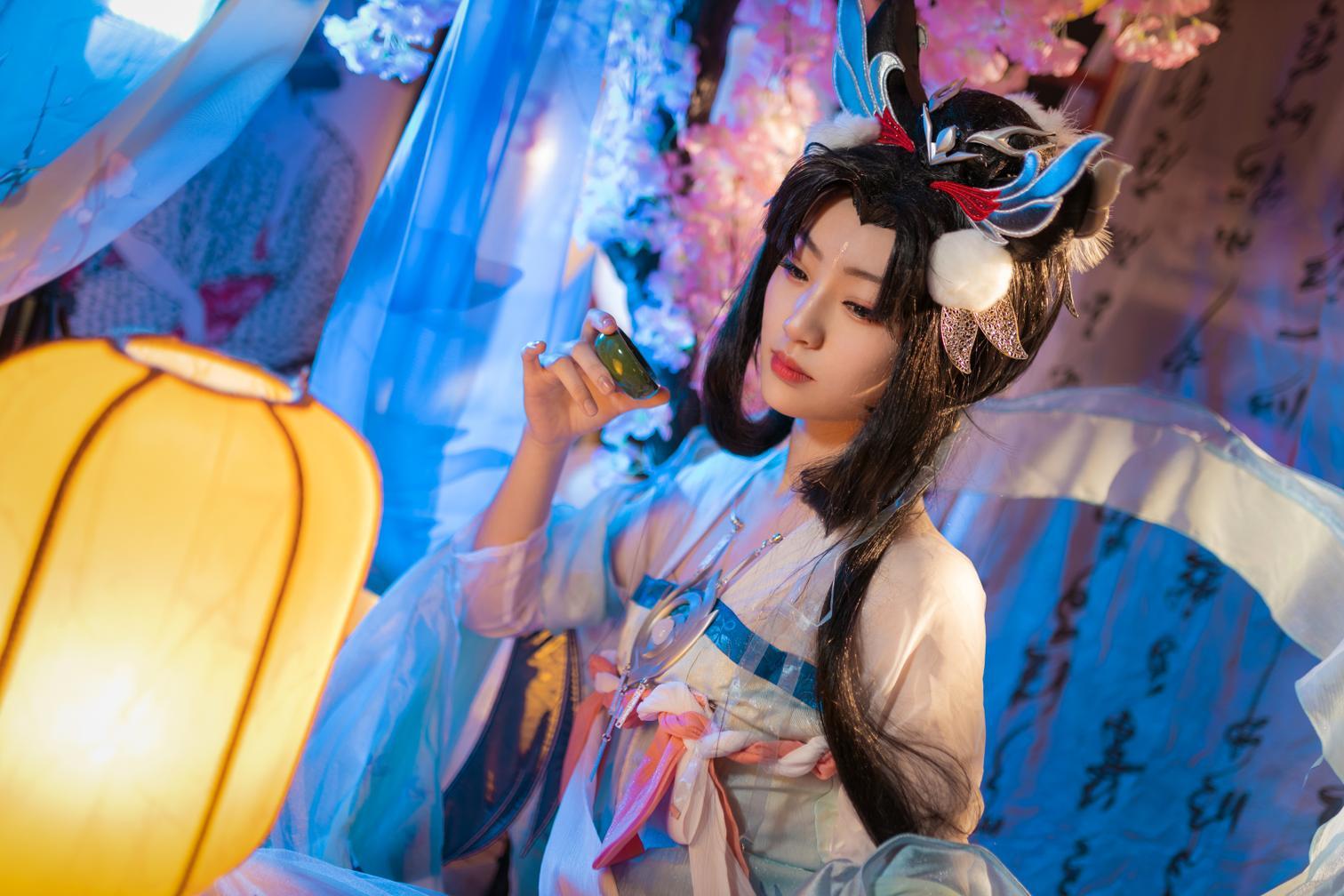 《王者荣耀》正片cosplay【CN:岑芩ovo】-第7张