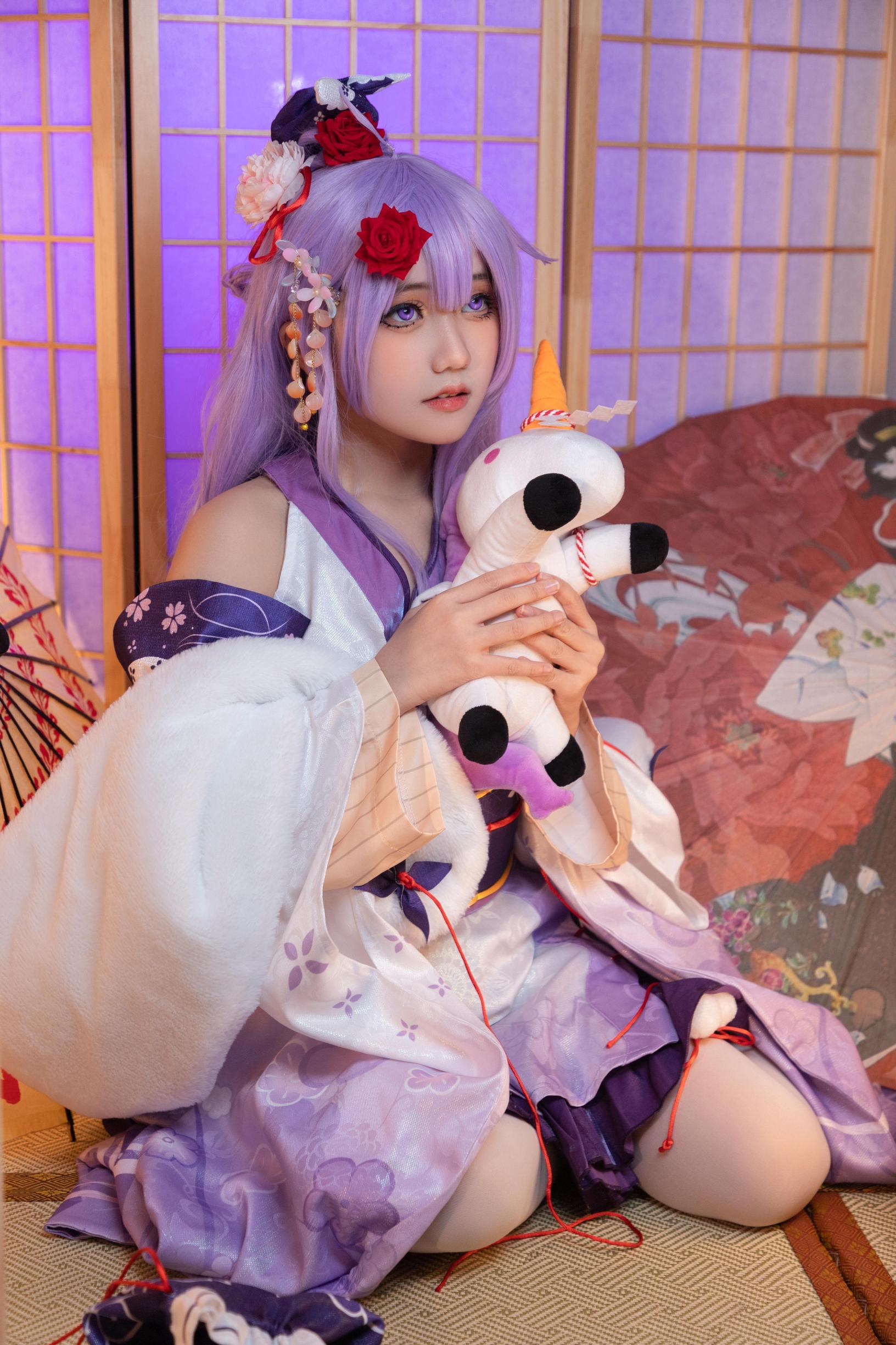 《碧蓝航线》正片cosplay【CN:雪侬】-第3张