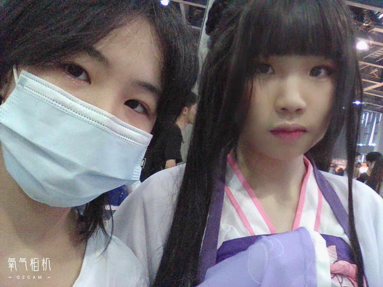 广州漫展cosplay【CN:羽九_kiki】-第12张