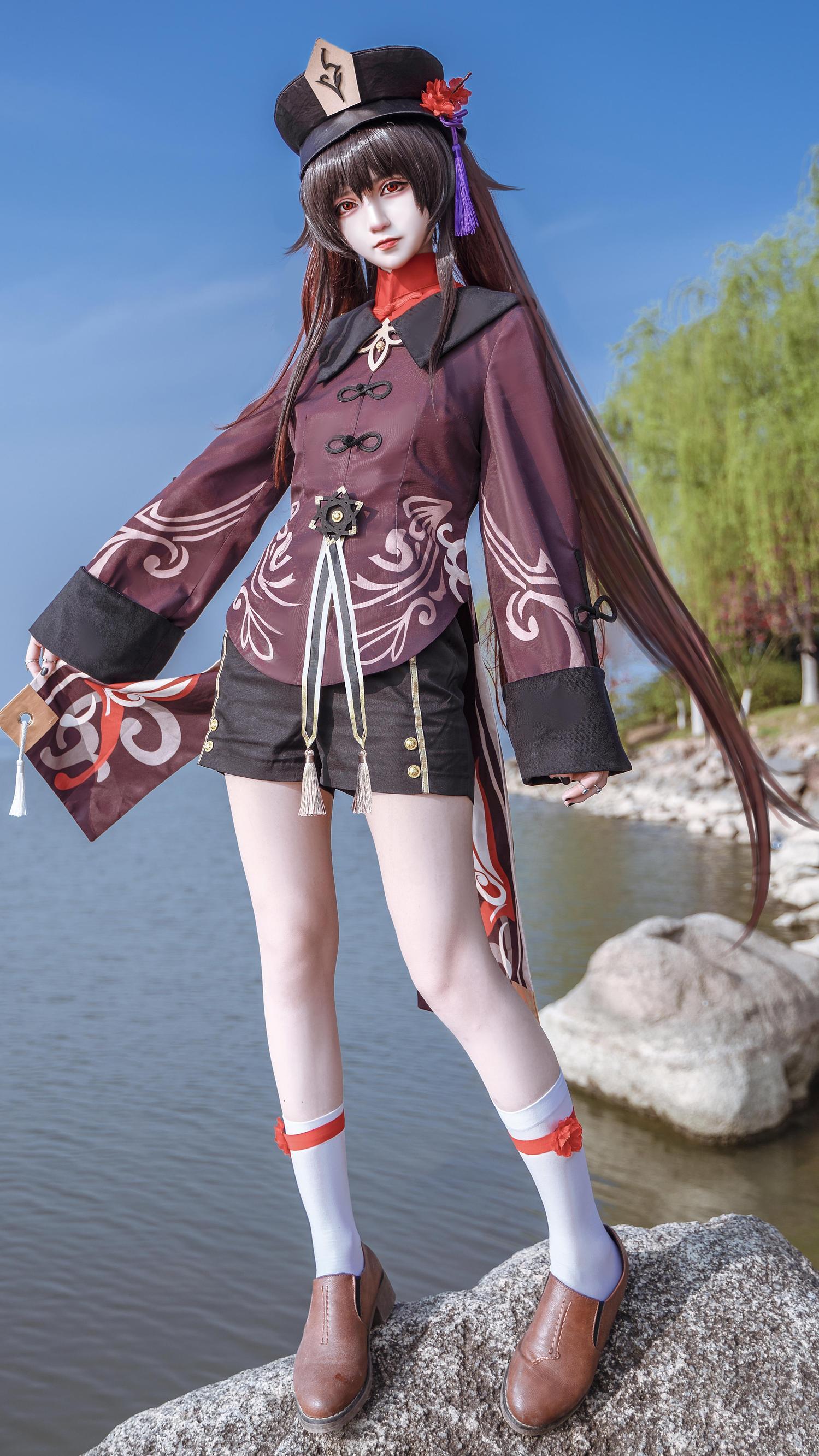 《原神》正片cosplay【CN:南千鲤Akirui】-第3张