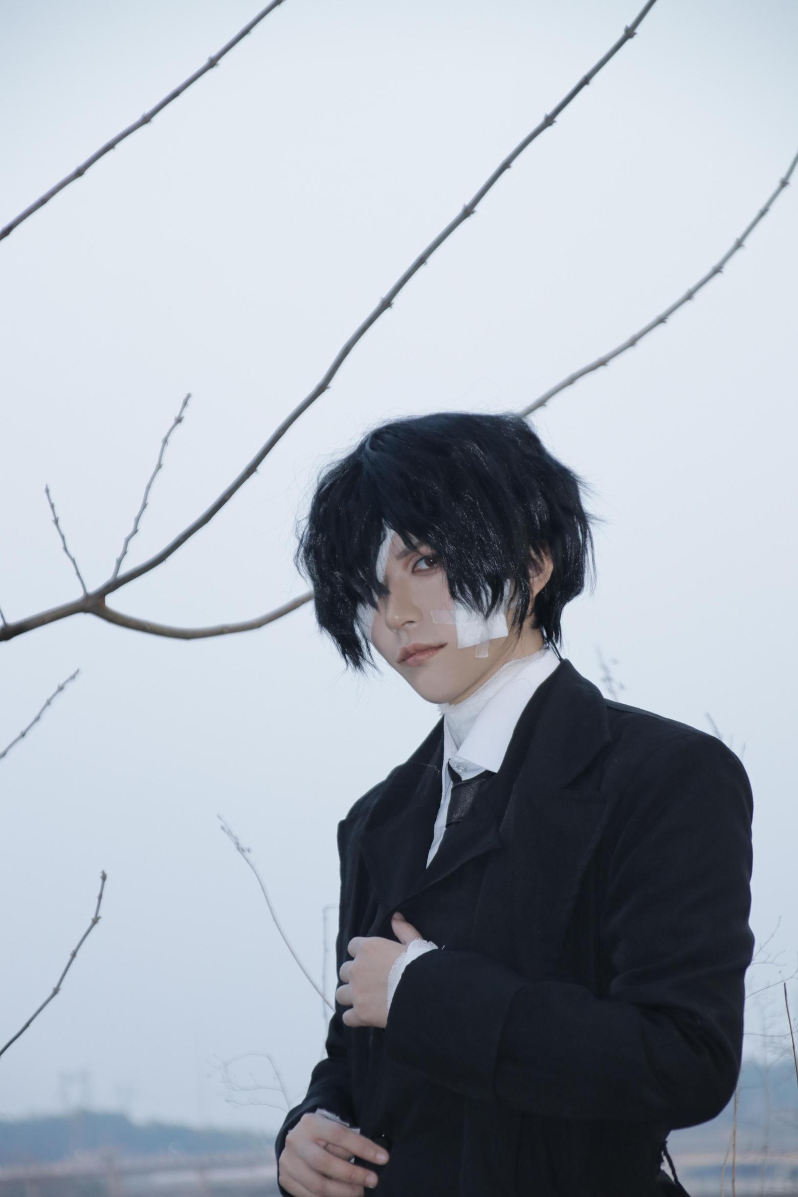 《文豪野犬》战士cosplay【CN:coser宋璟然】 -南小鸟cosplay图片欣赏插图