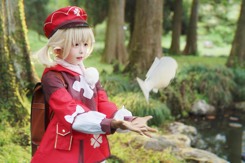 《原神》游戏cosplay【CN:小无邪和猪小糖】-第7张