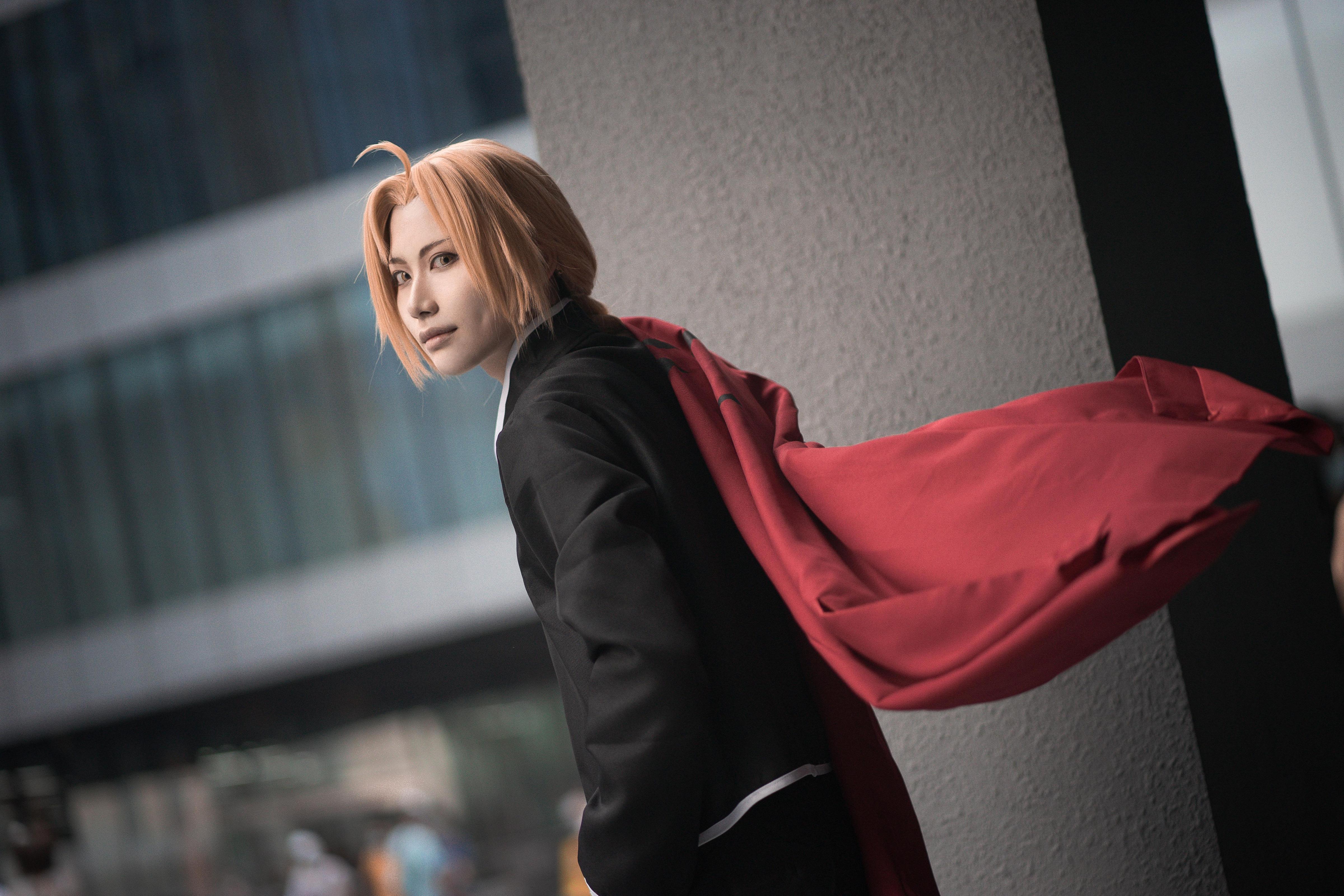 《钢之炼金术师》钢之炼金术师爱德华cosplay【CN:连仔】-第7张