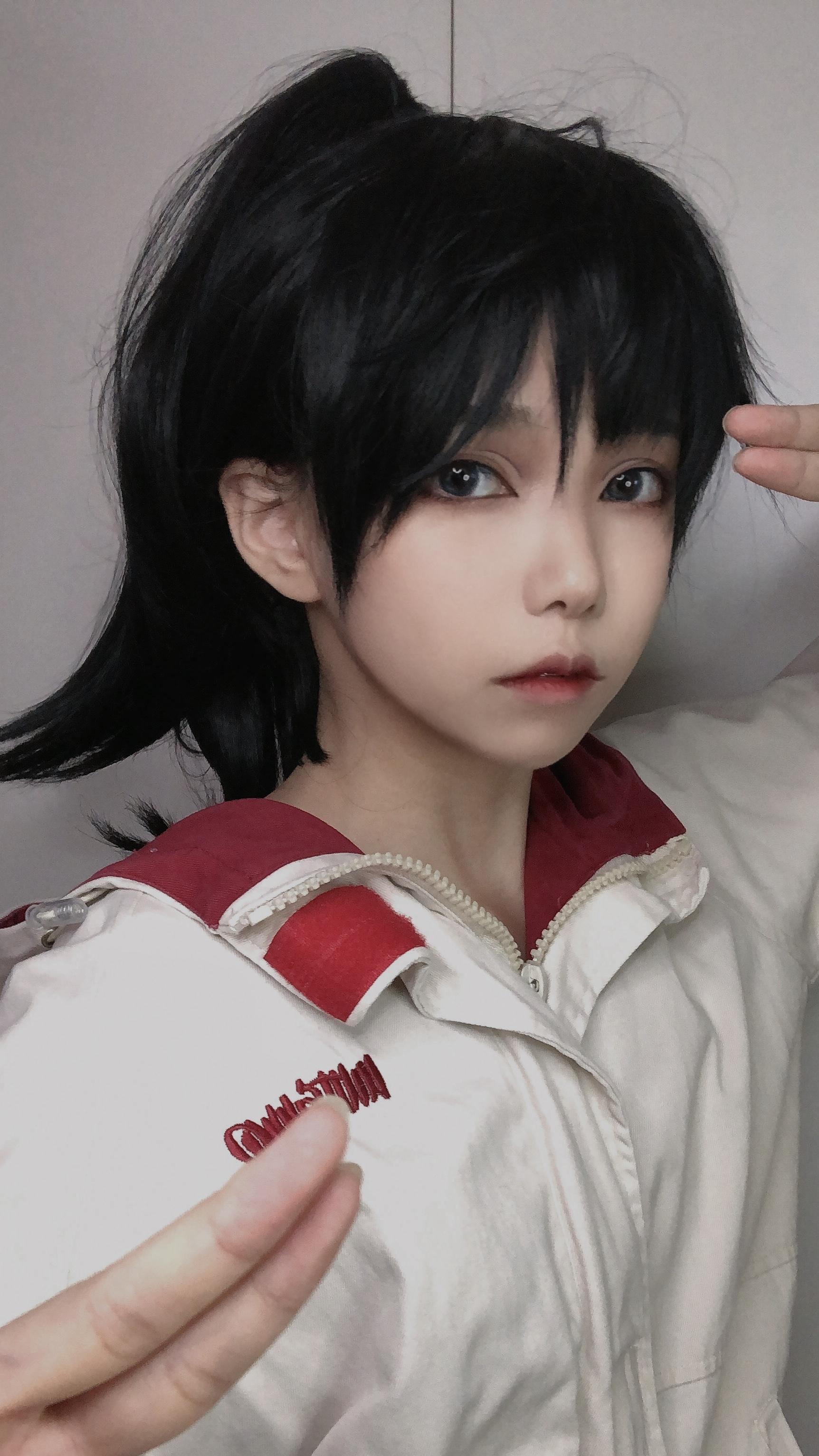 《地缚少年花子君》犬夜叉cosplay【CN:伤心屁桃】-第13张