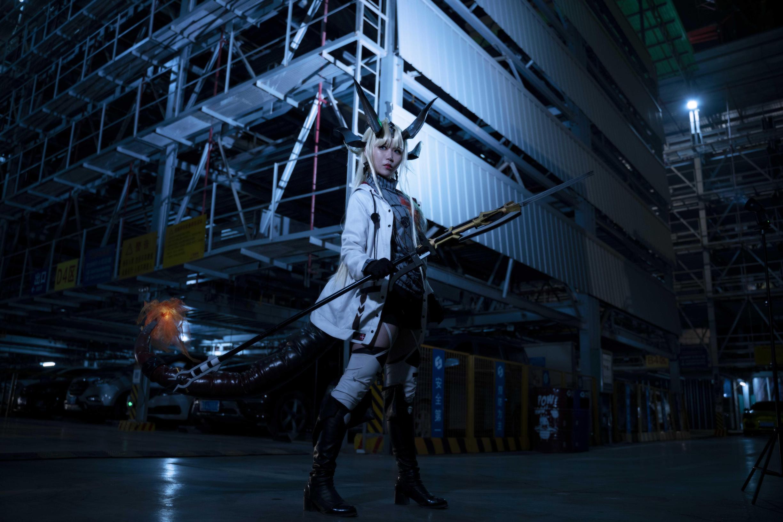 《明日方舟》漫展cosplay【CN:-Kyuuri-】-第3张