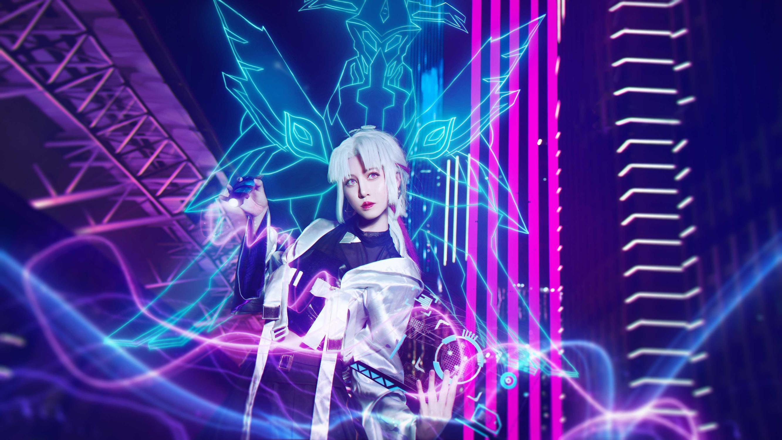 《王者荣耀》游戏cosplay【CN:咸鱼的寿司】 -cosplay吸血鬼图片插图