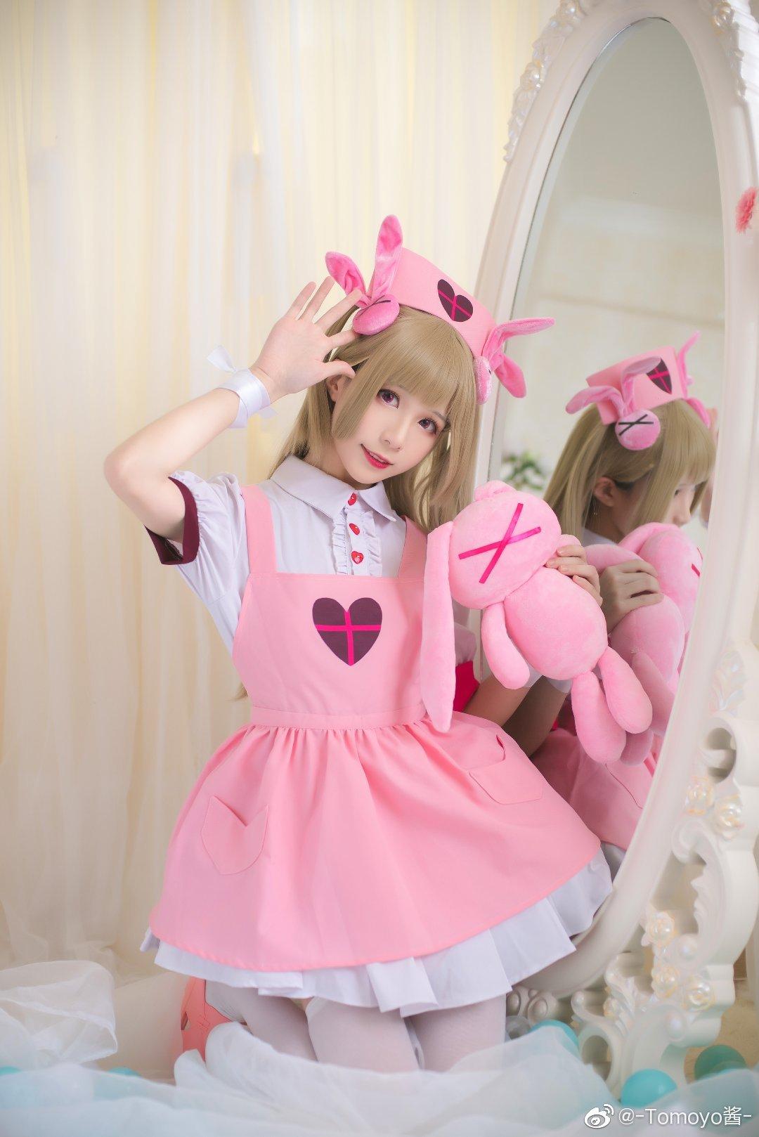 虚拟Youtuber   名取纱那(Natori Sana)   @Tomoyo酱 (9P)-第1张