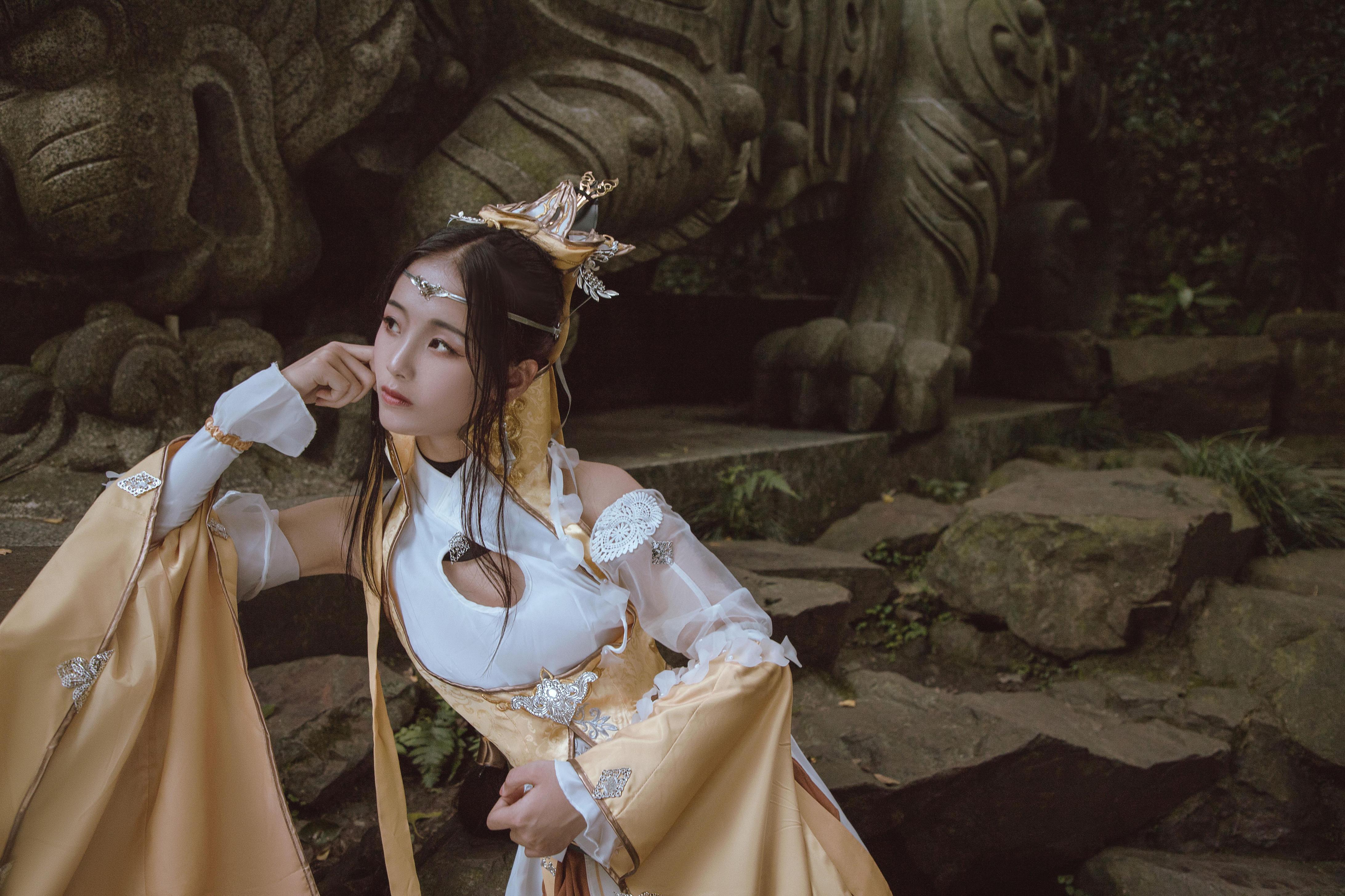 游戏cosplay【CN:七月曦-】-第10张
