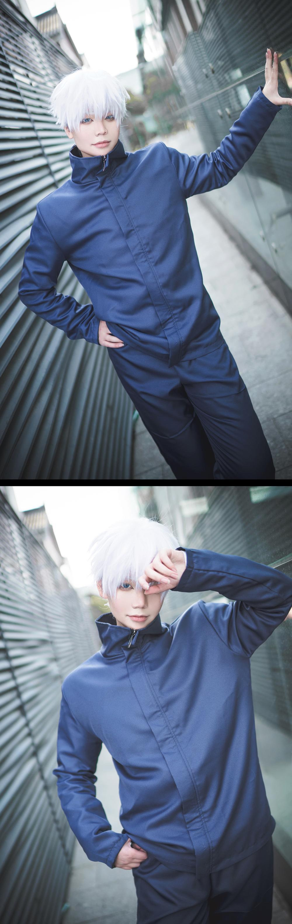 《咒术回战》正片cosplay【CN:枫鵺rain】-第6张