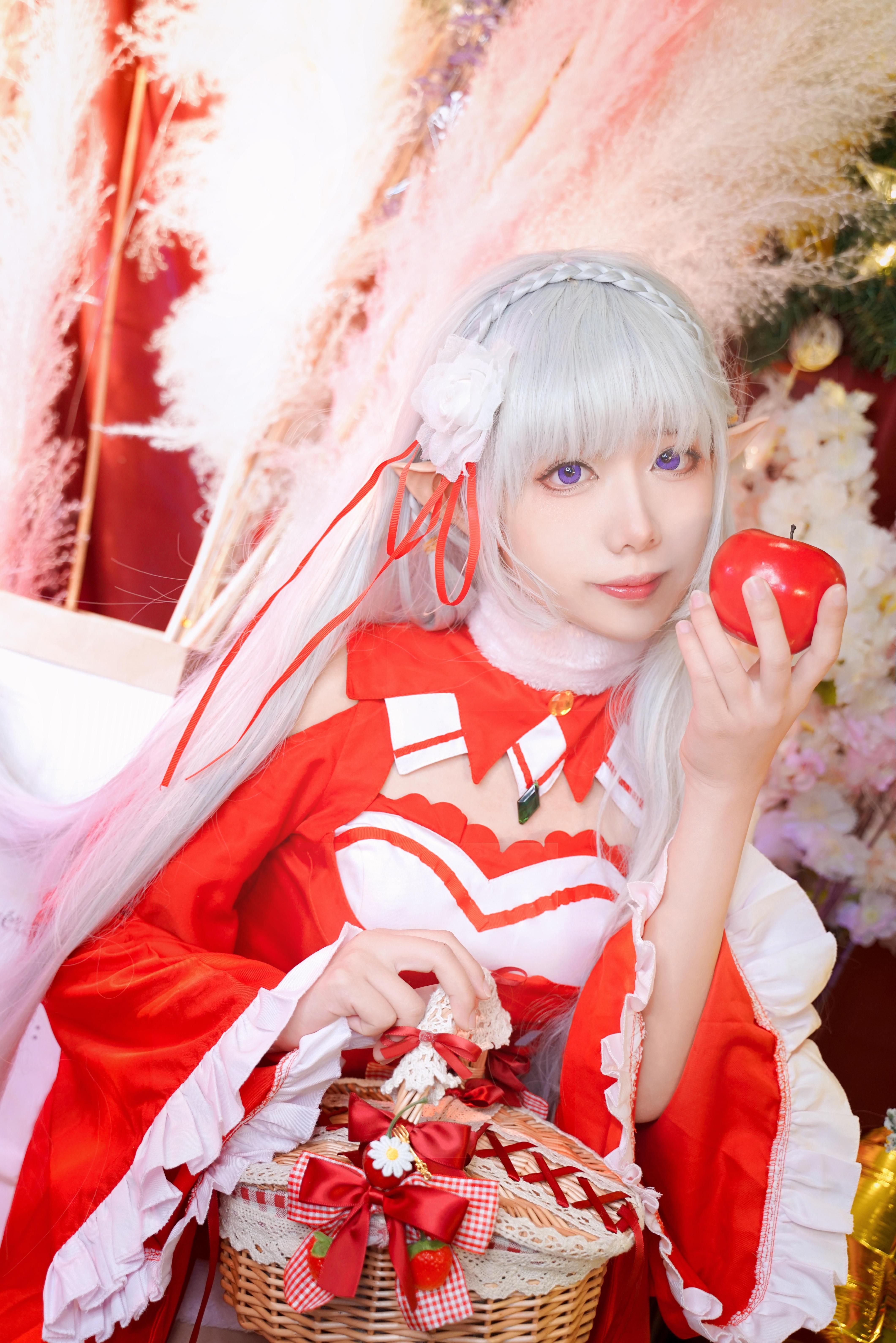 《RE:从零开始的异世界生活》正片cosplay【CN:爱念Aini】-第8张
