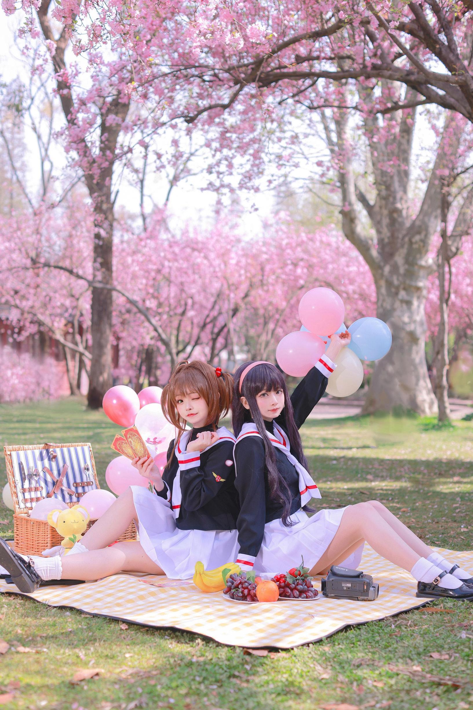 《魔卡少女樱》百变小樱cosplay【CN:萌玘】-第11张