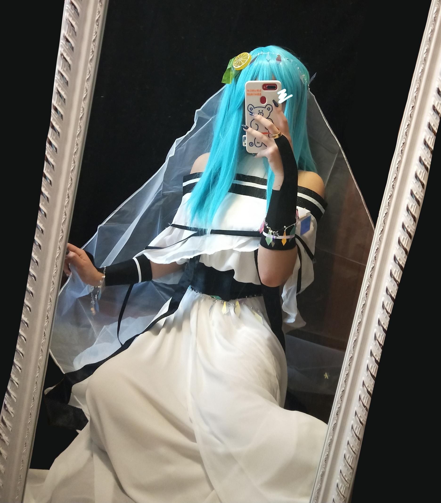 《凹凸世界》试衣服cosplay【CN:采蘑菇的烧酒君】-第5张