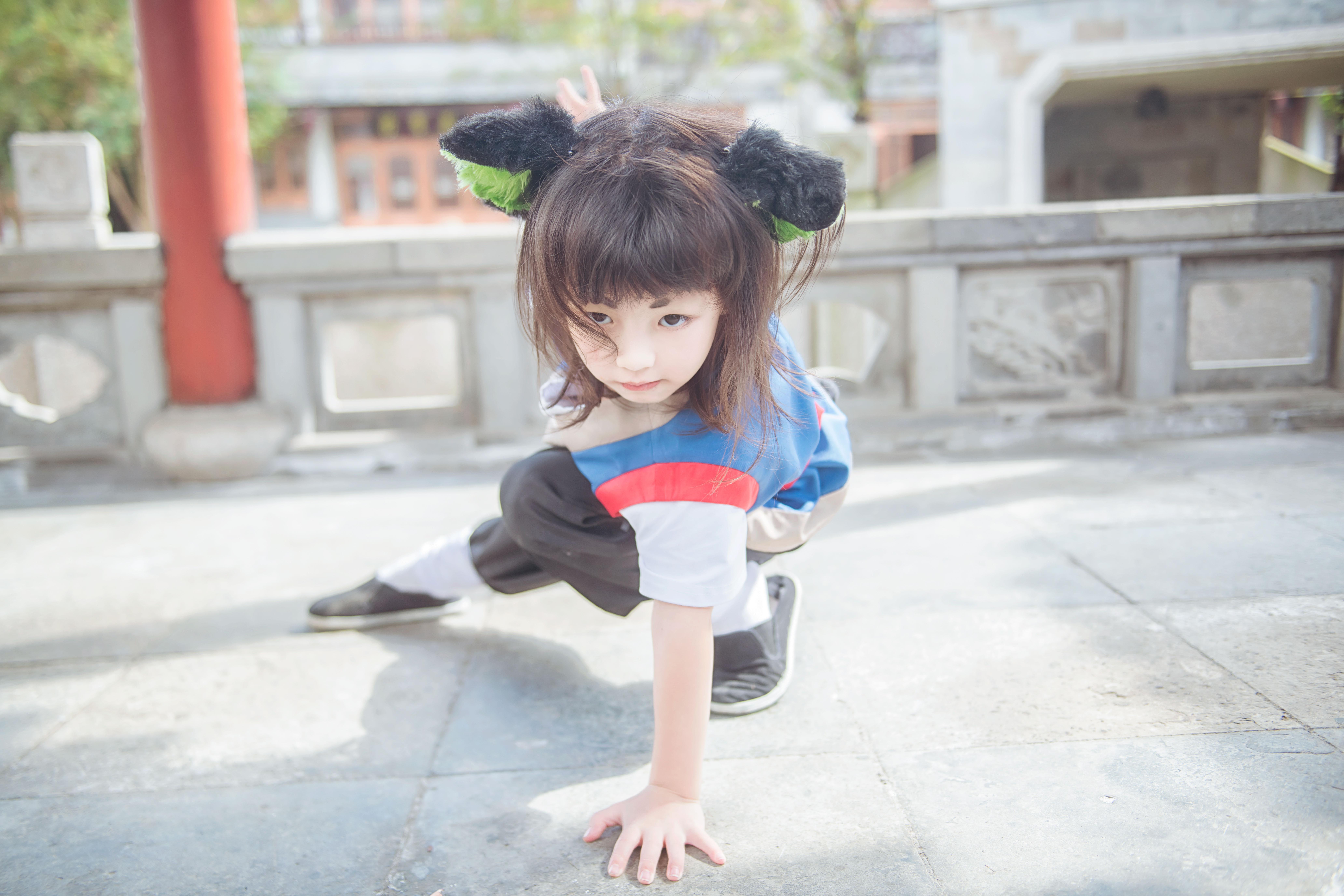 《罗小黑战记》哪吒cosplay【CN:-喵姬-】-第1张