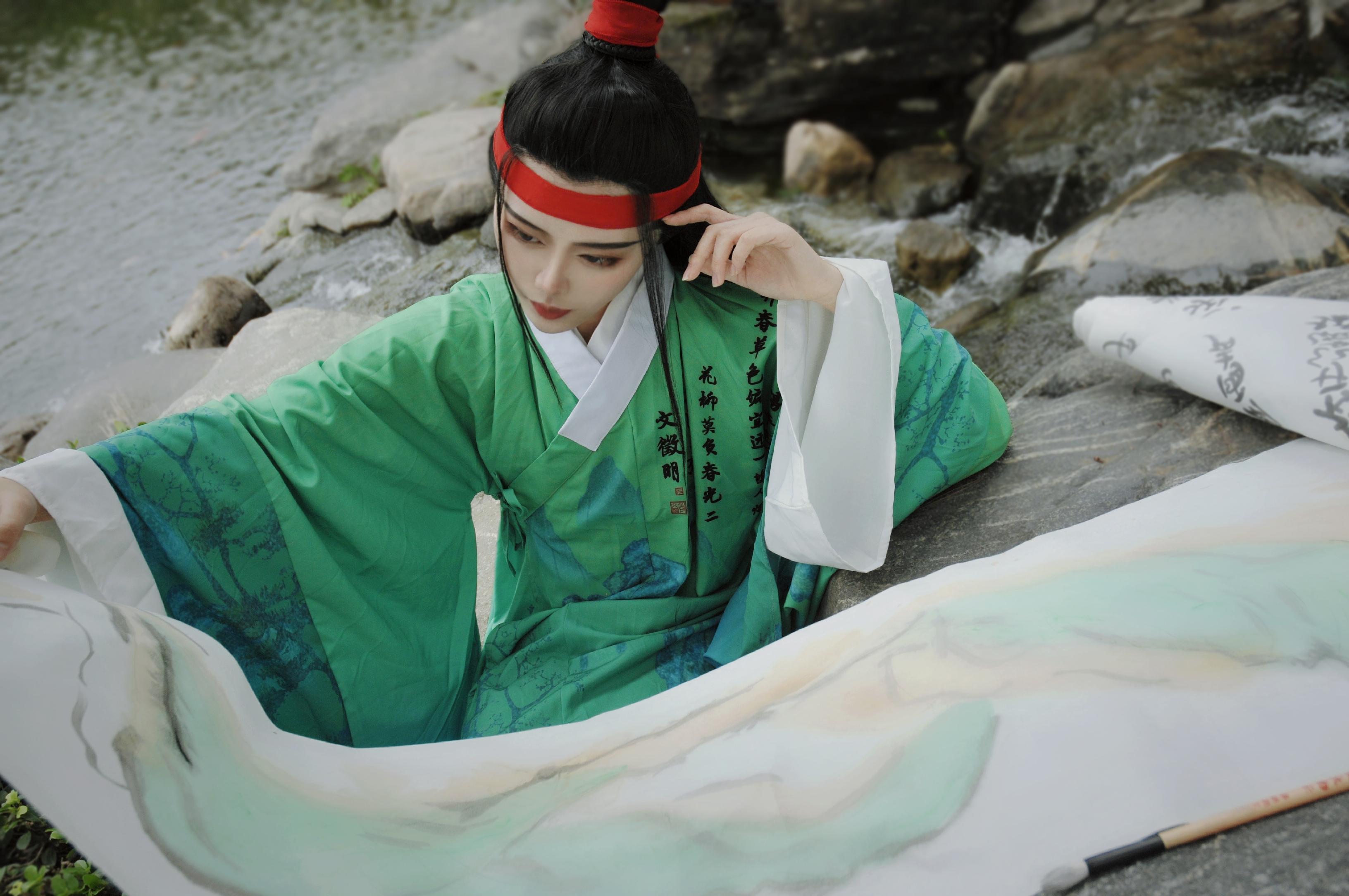 《江南百景图》漫展cosplay【CN:祈妜】-第4张