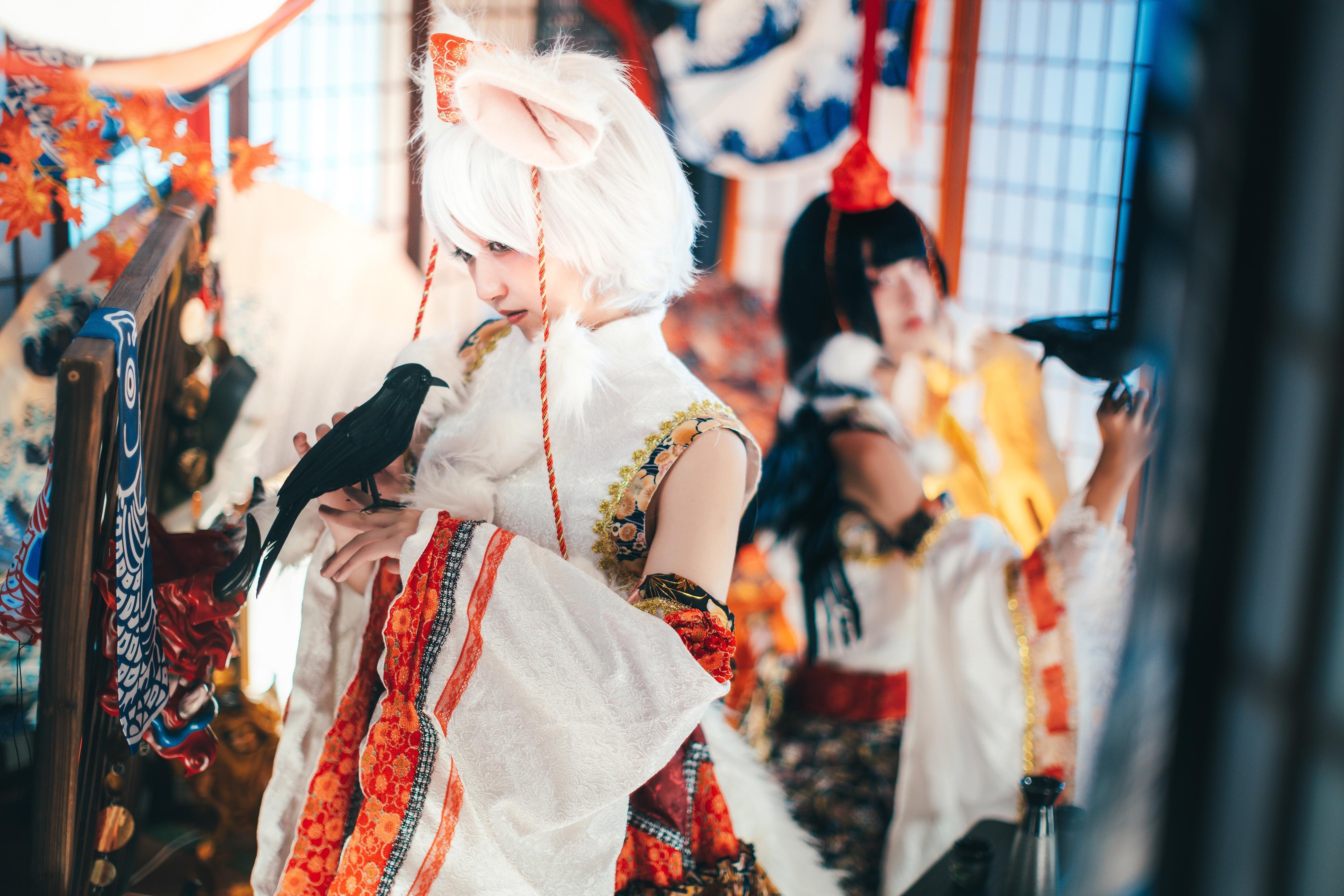 《东方PROJECT》车万cosplay【CN:歌梨】-第3张