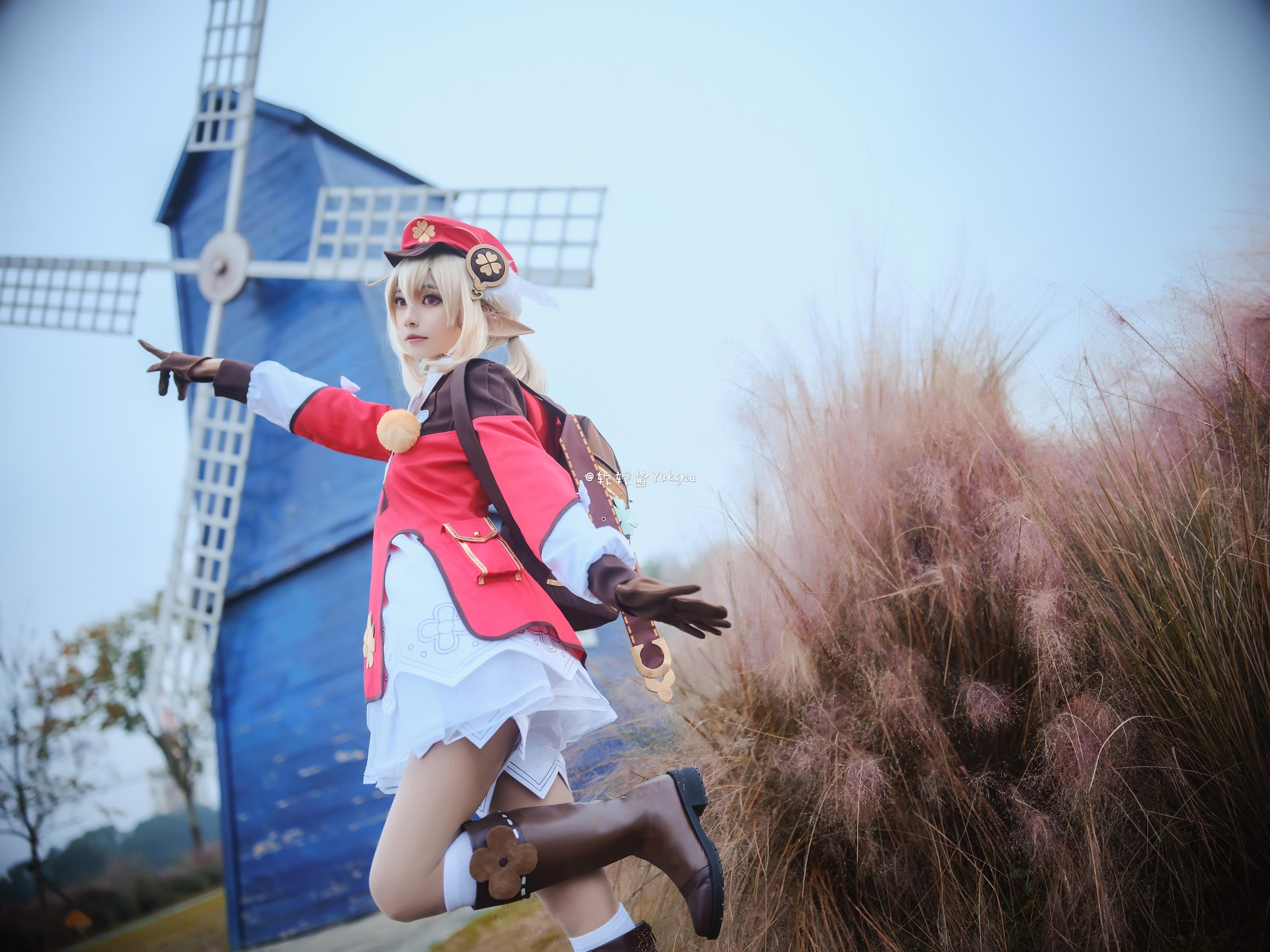《原神》游戏cosplay【CN:软软酱Yukina】-第3张