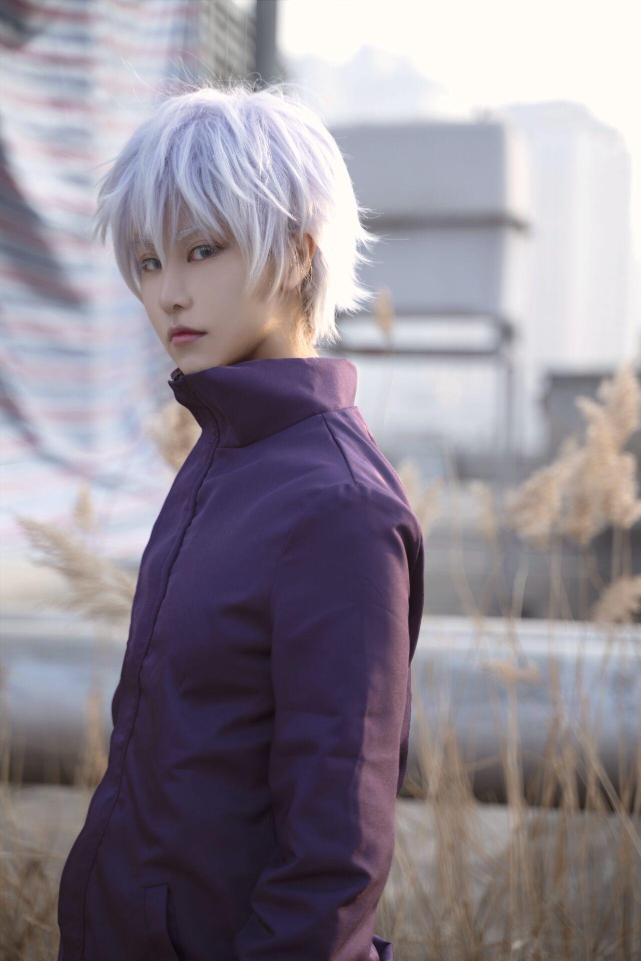 《咒术回战》是伊川啊_cosplay-第3张