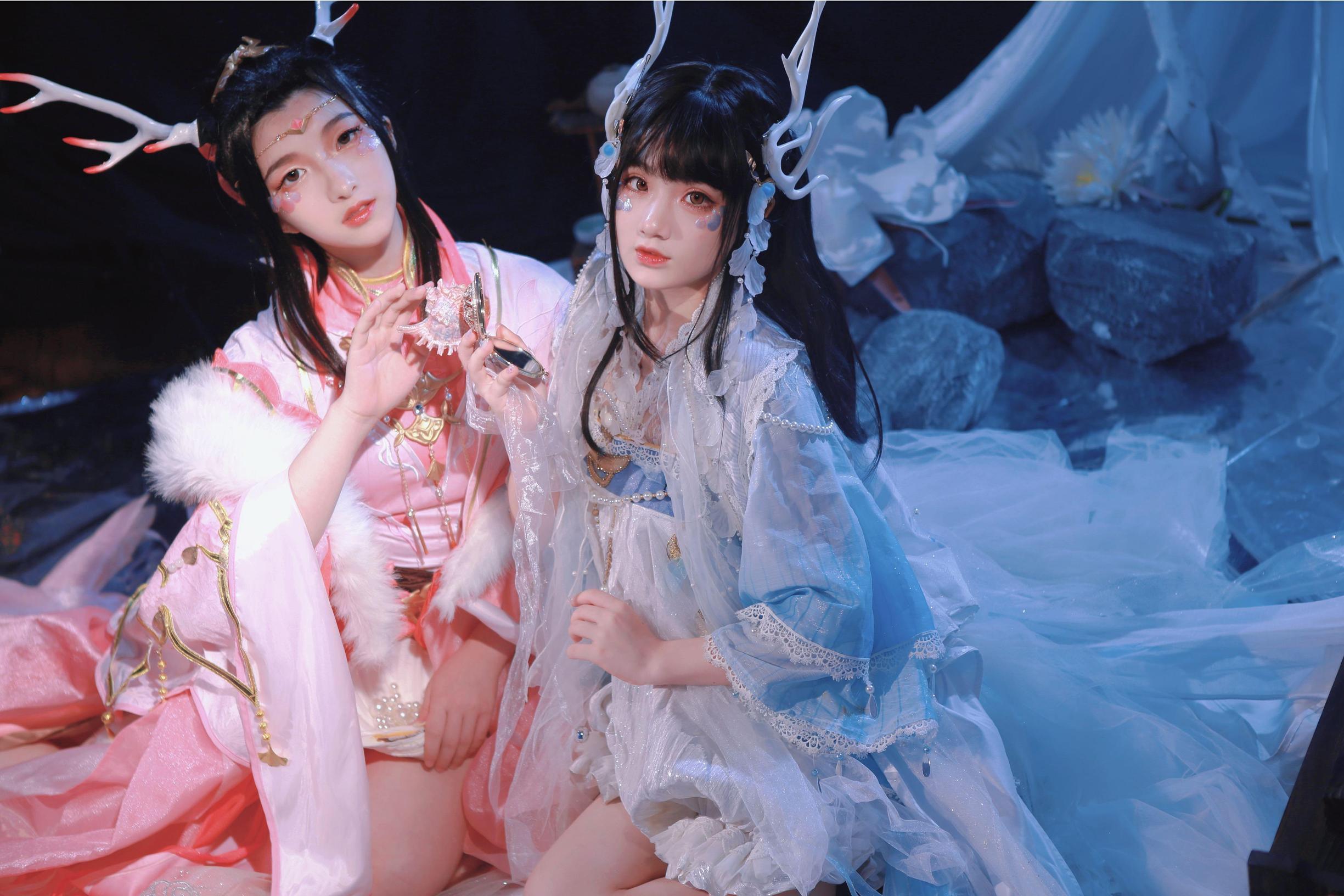 剑三cosplay【CN:薏仁米0v0】-第3张