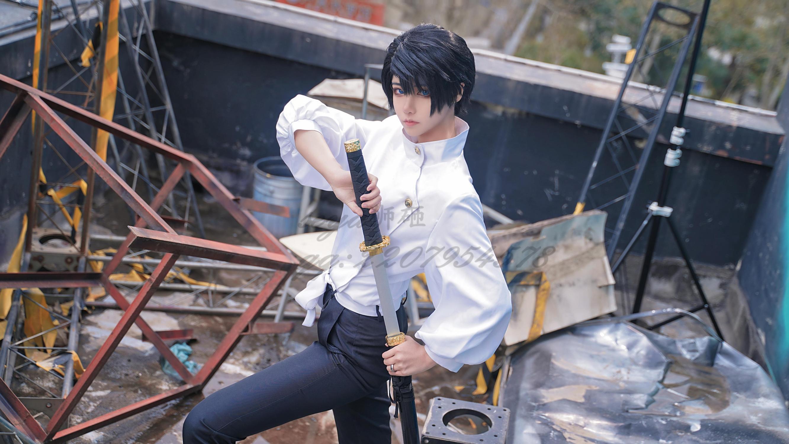 《咒术回战》正片cosplay【CN:seya-狮砸砸砸砸砸】-第2张