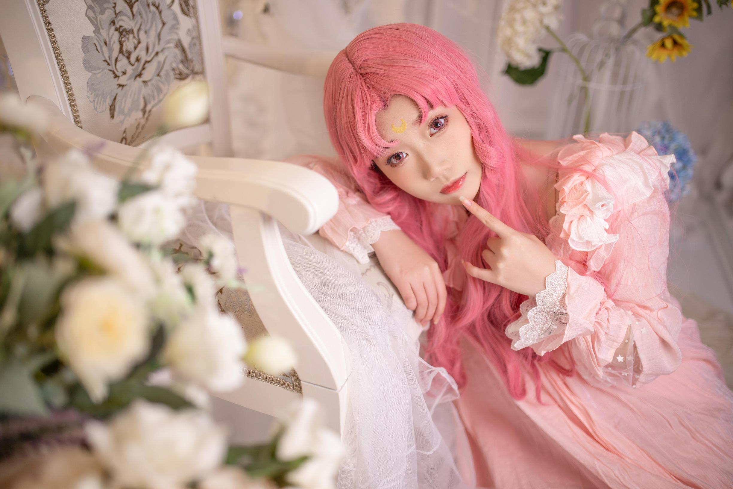 《美少女战士》正片cosplay【CN:月桃氿野】-第4张