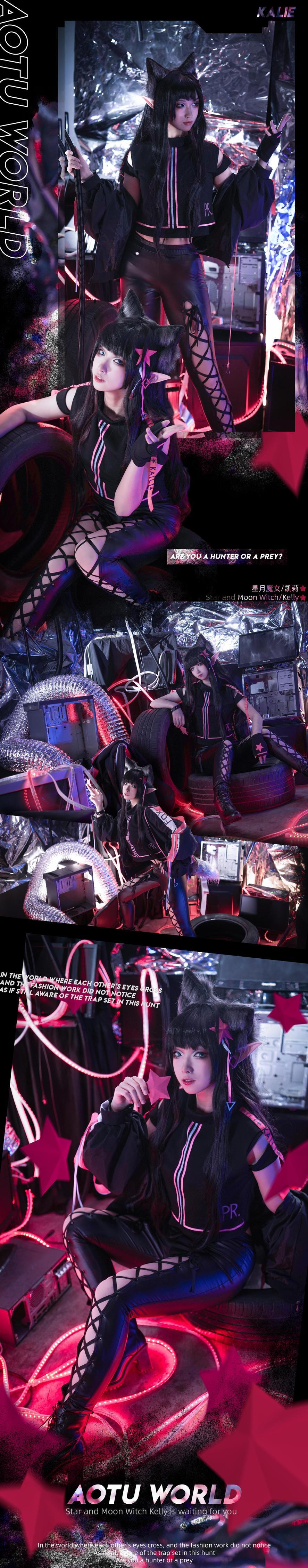 《凹凸世界》推荐cosplay【CN:岚夜_Arashi】-第1张