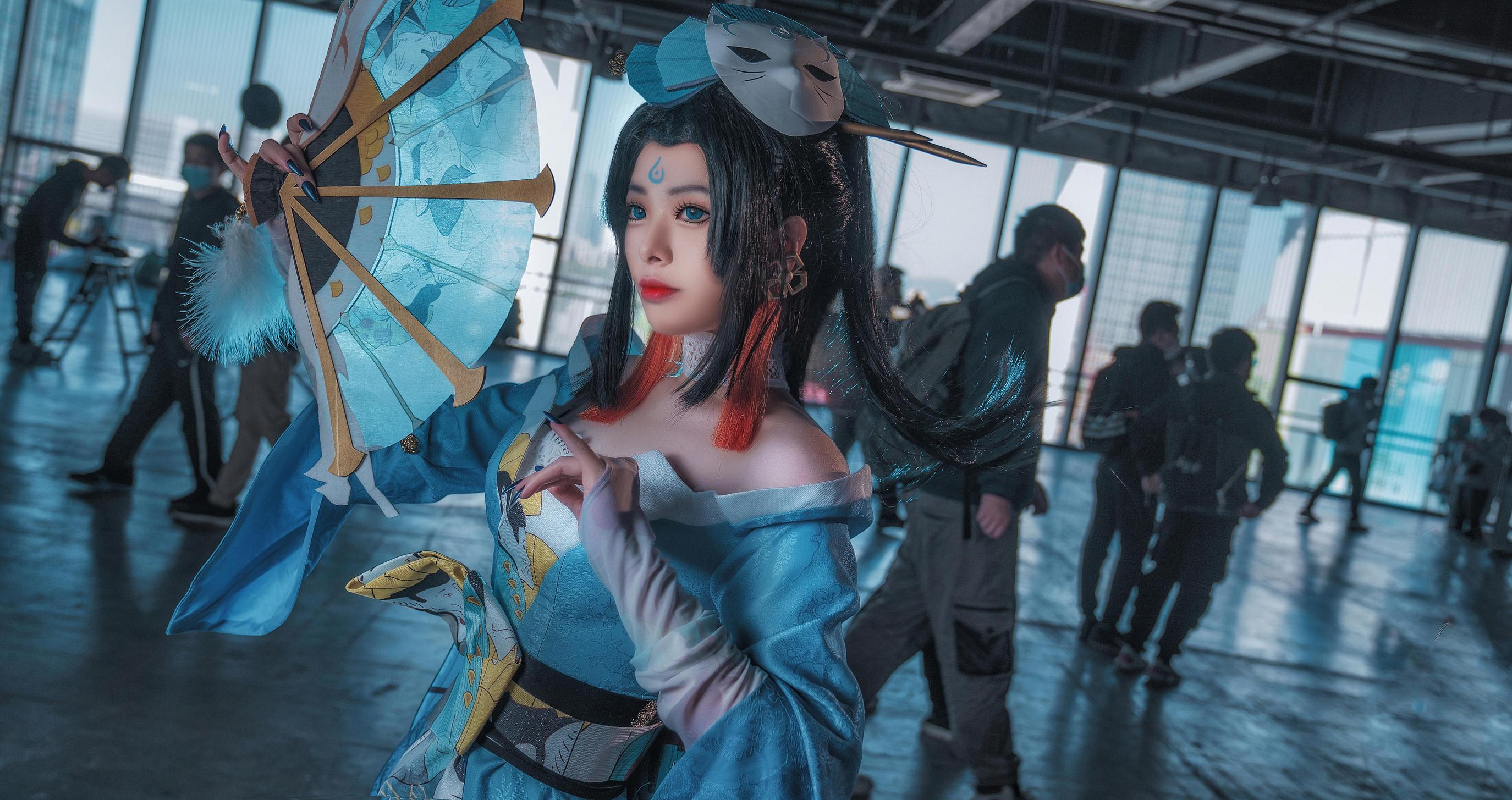 《王者荣耀》游戏cosplay【CN:藤龙】-第4张