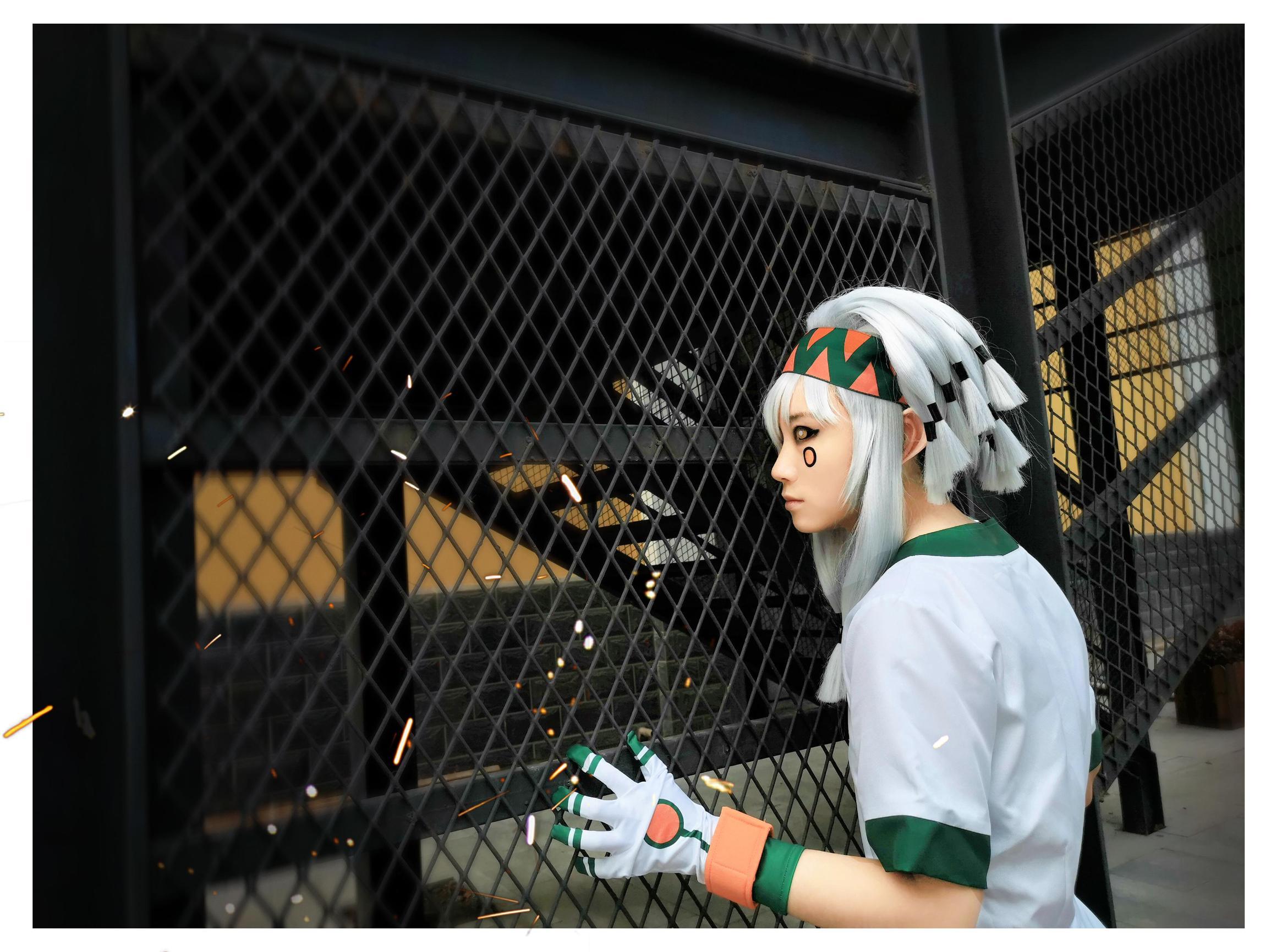 《凹凸世界》帕洛斯cosplay【CN:狐狸星】 -cosplay制造者图片插图