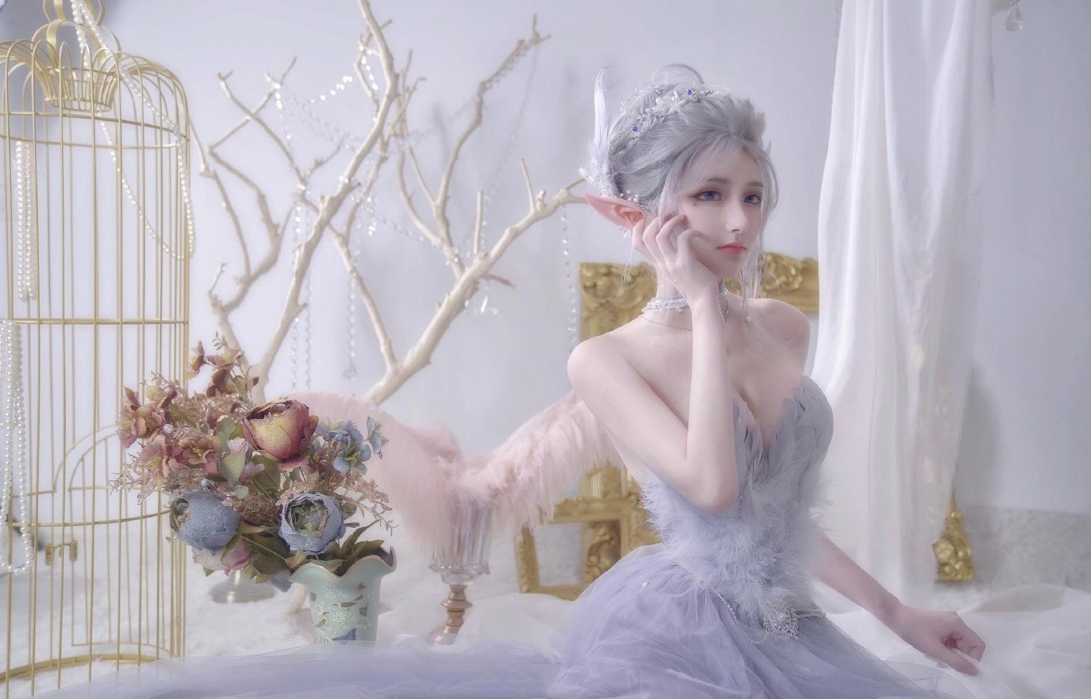 【COS】鬼刀-冰公主cn:maou_0618 -第4张