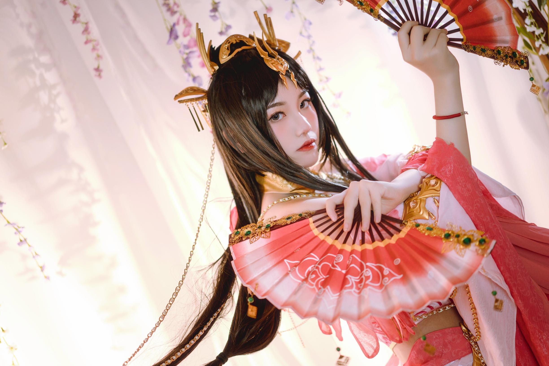 《剑侠情缘网络版叁》剑三cosplay【CN:宴秋Yuki】-第7张