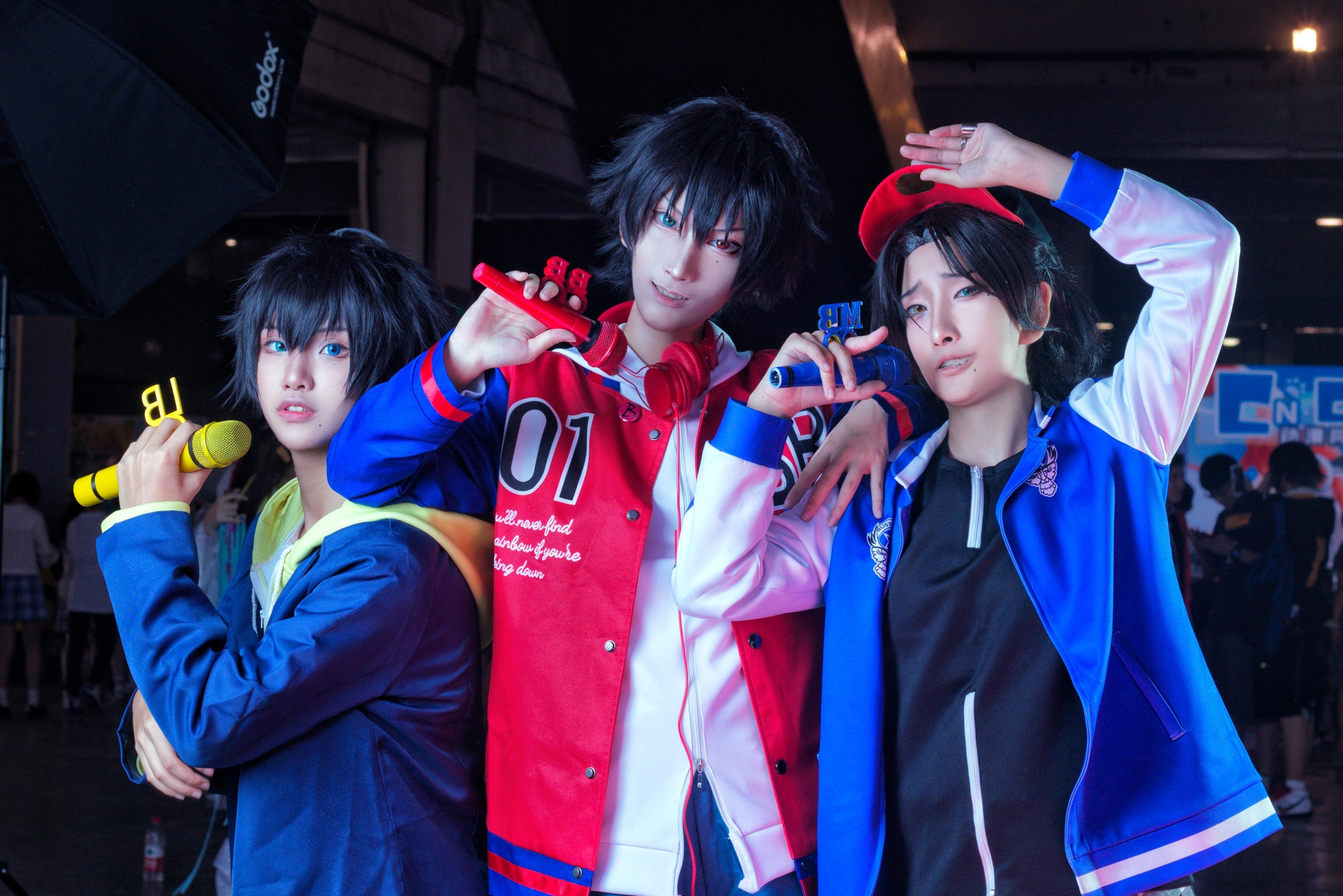 《ヒプノシスマイク》漫展cosplay【CN:Veron.公子白】-第2张
