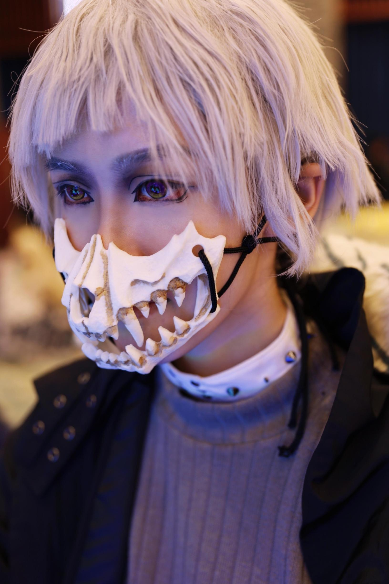 《文豪野犬》文豪野犬中岛敦cosplay【CN:奶树】-第10张