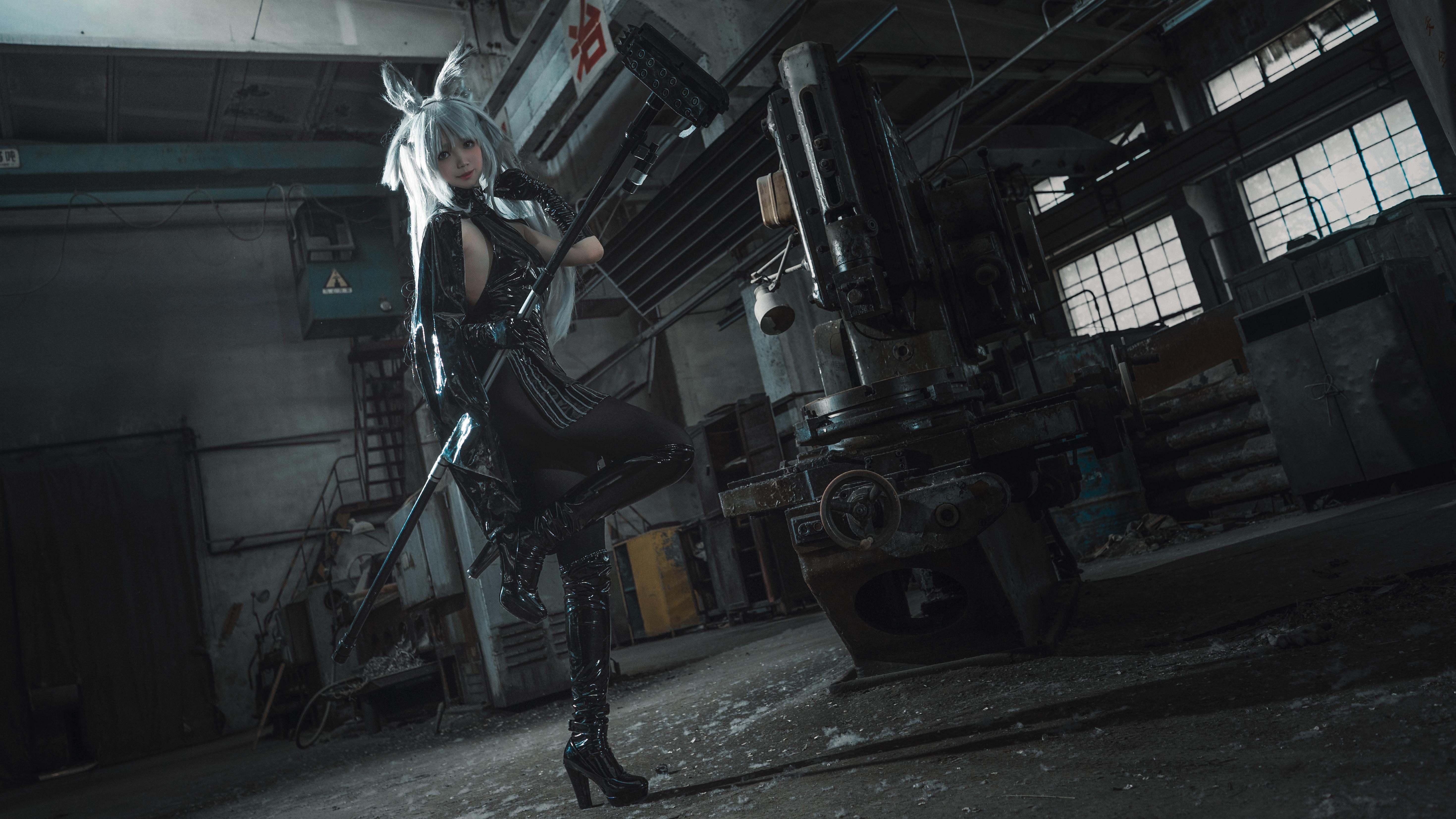 《明日方舟》正片cosplay【CN:YoLin_冷亦】-第5张