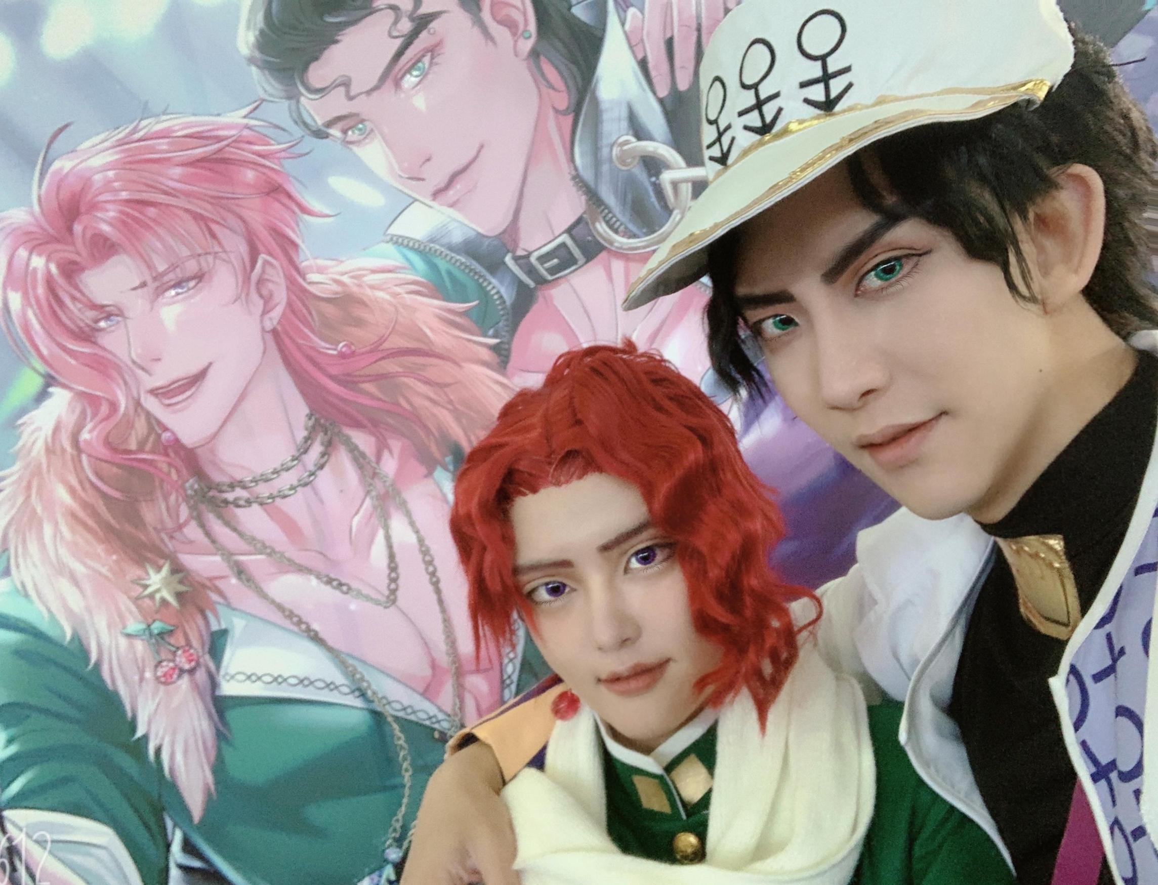 《JOJO的奇妙冒险》东方仗助cosplay【CN:小夕未希_miki】-第4张