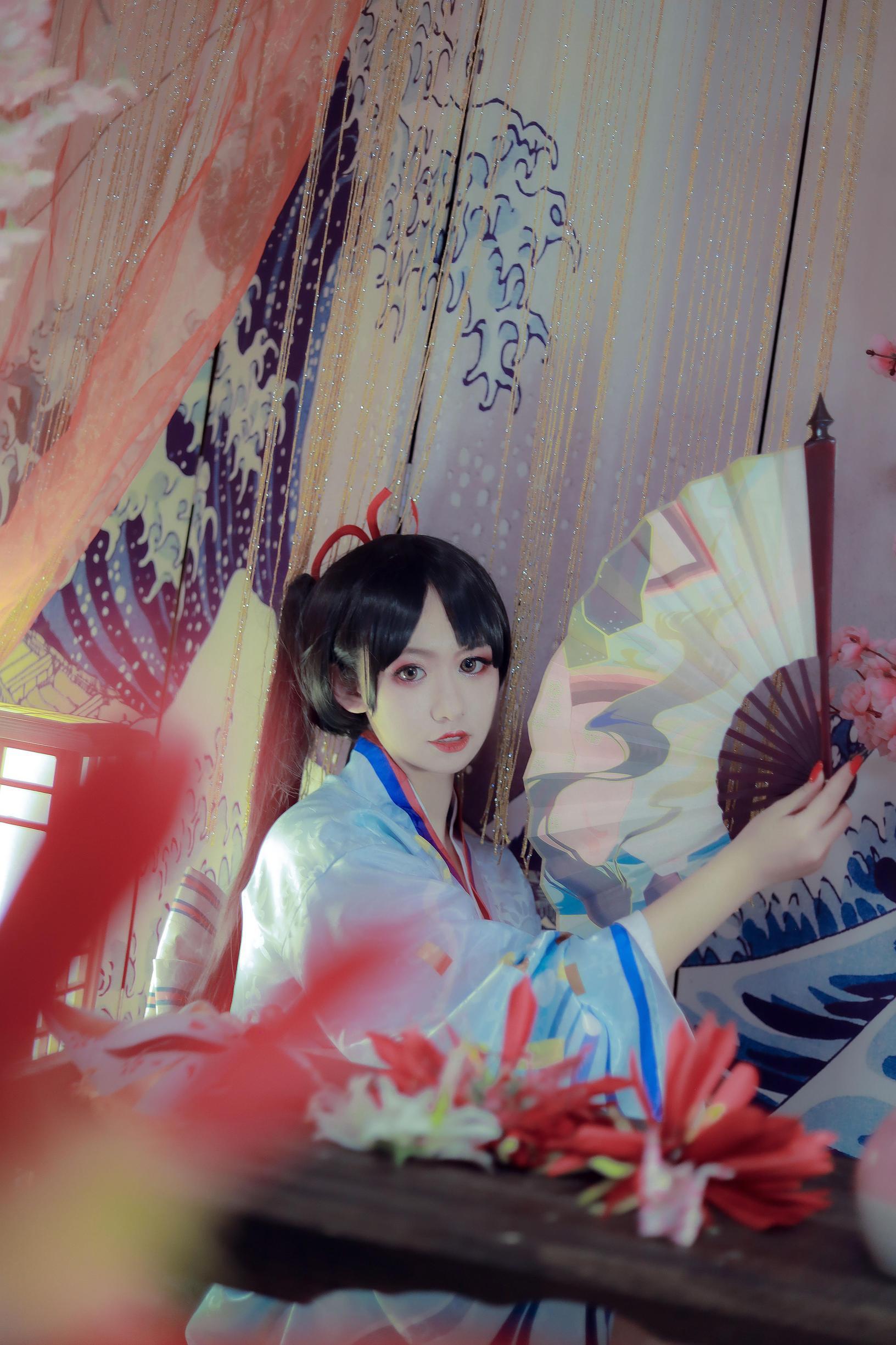 《阴阳师手游》正片cosplay【CN:程言柒】-第4张