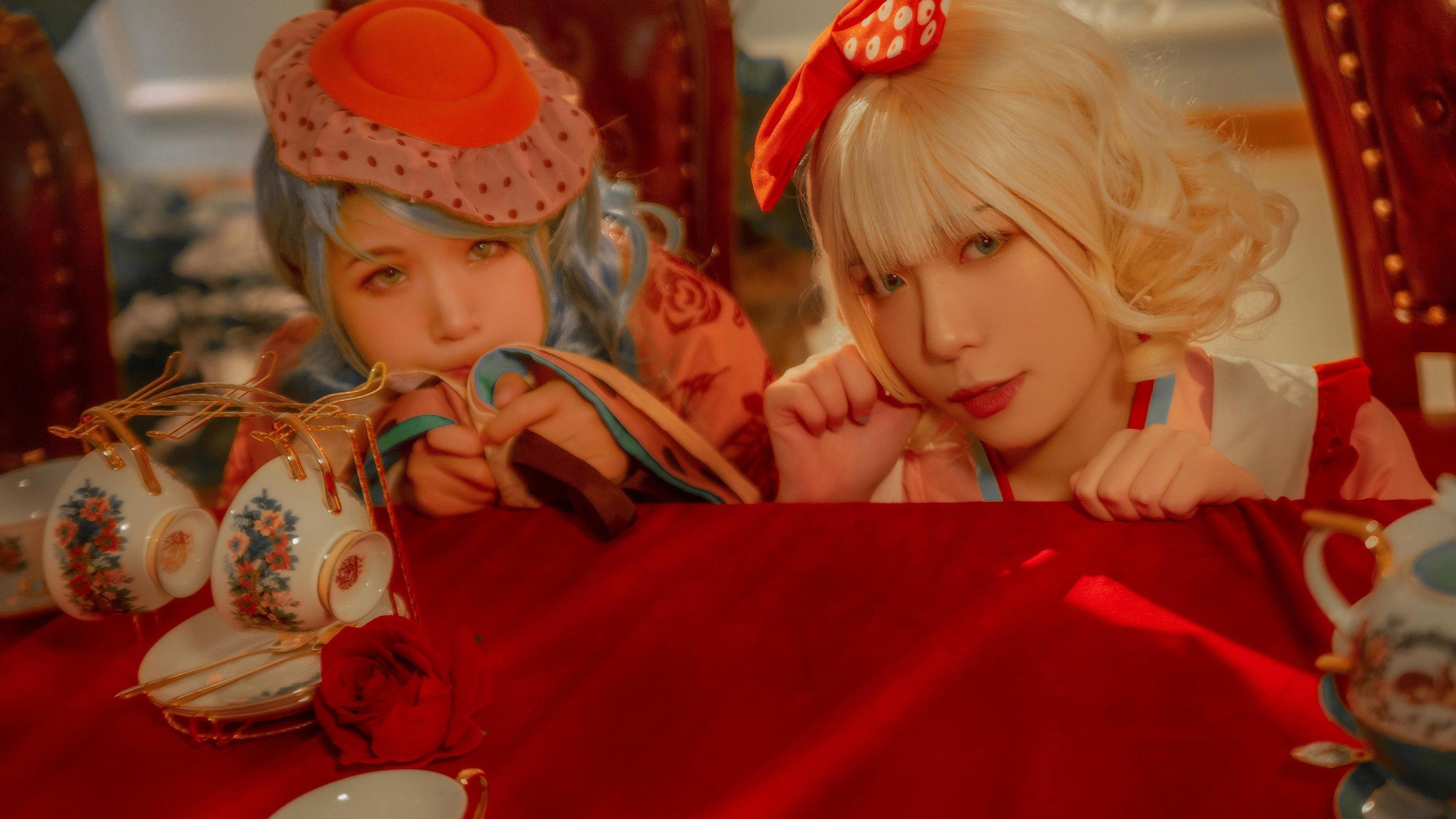 《蔷薇少女》-第11张
