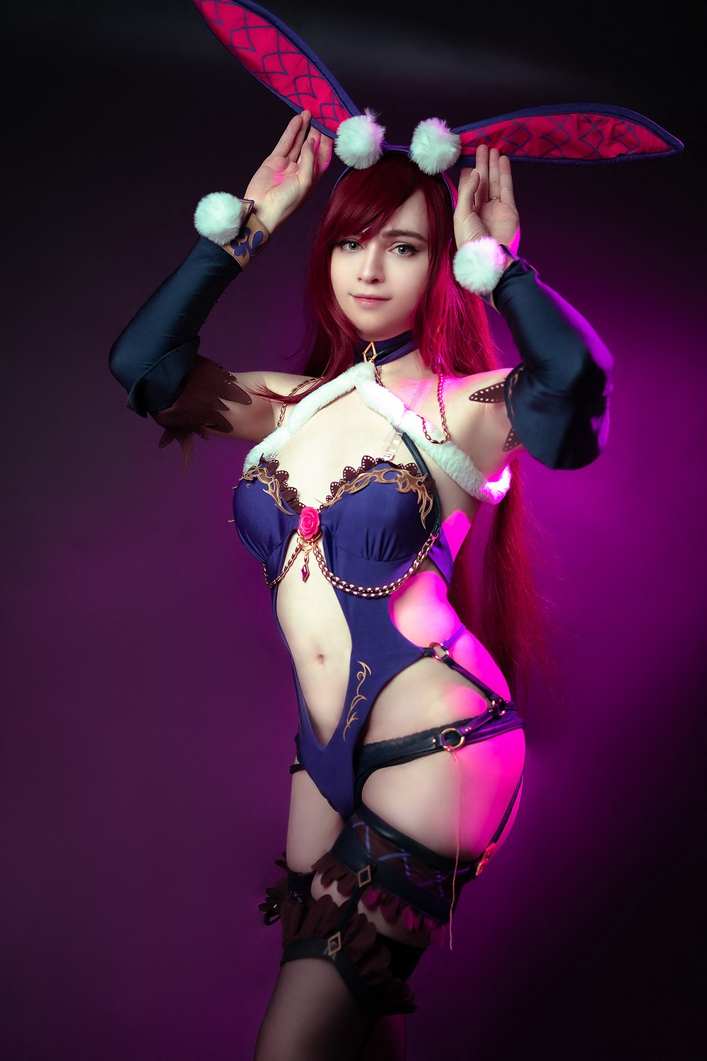 C9Sneaky - Bunny Scathach -第2张