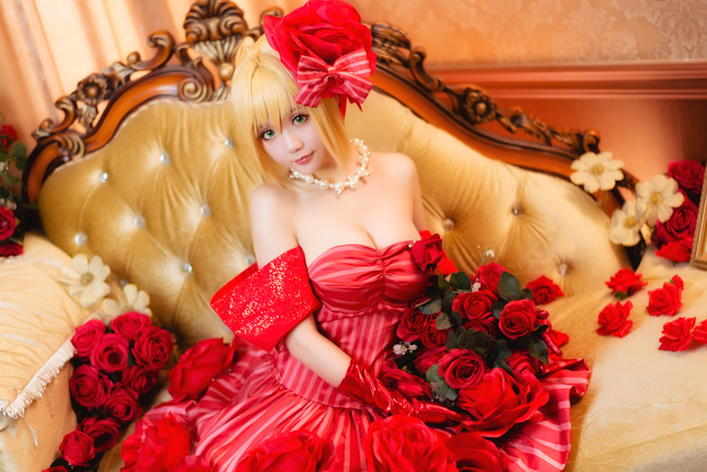 Fate/Grand Order   尼禄·克劳狄乌斯  cn:星之迟迟 (9P)-第3张