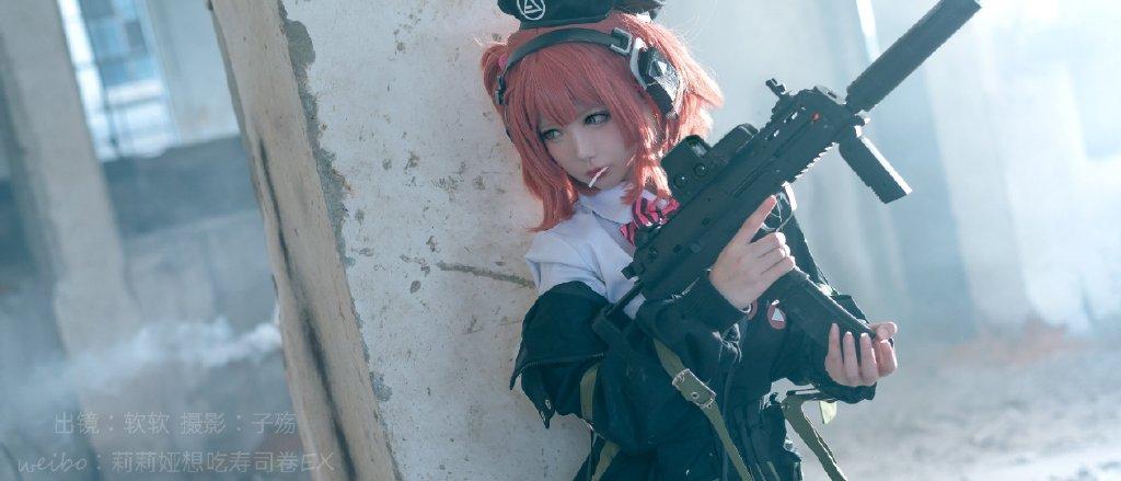 少女前线 MP7 @软软 (9P)-第6张