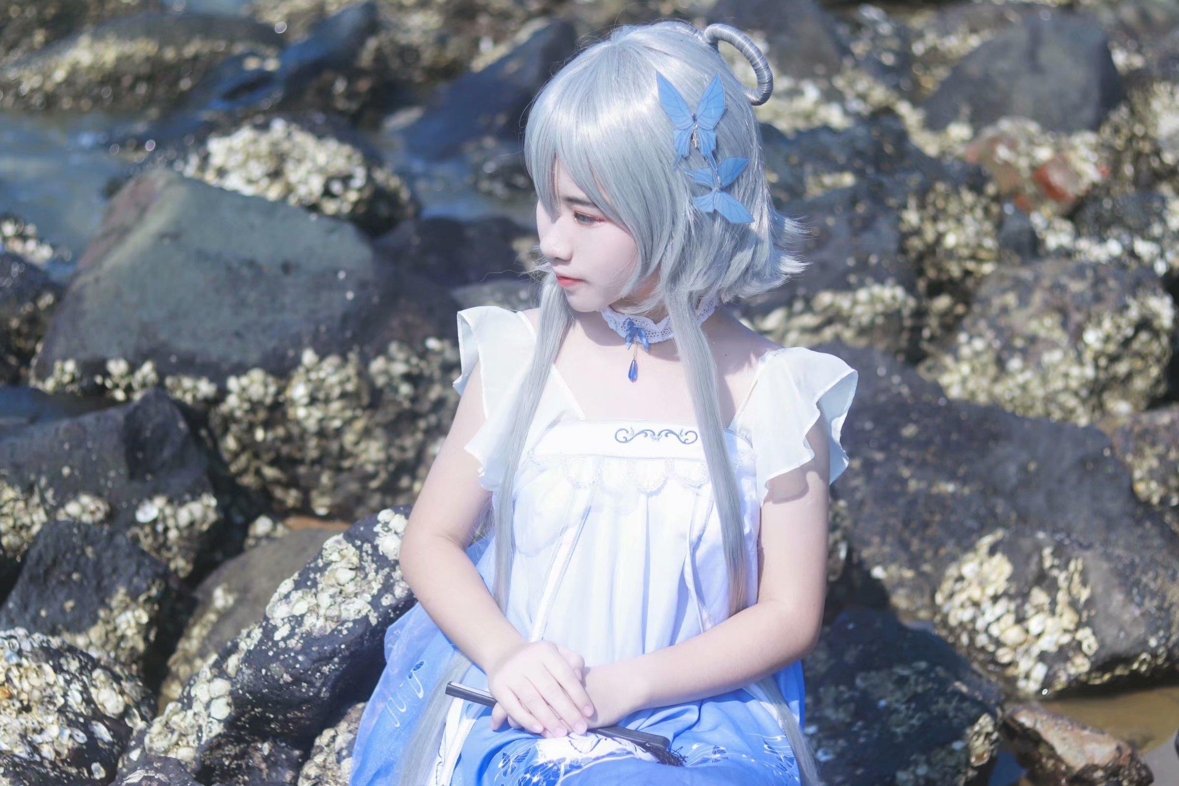 美女cosplay【CN:墨月月月】-第7张