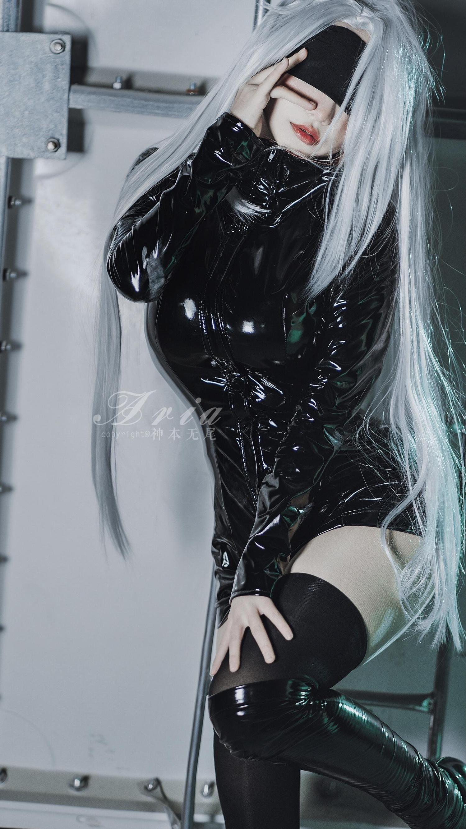 《咒术回战》正片cosplay【CN:神本无尾】-第13张