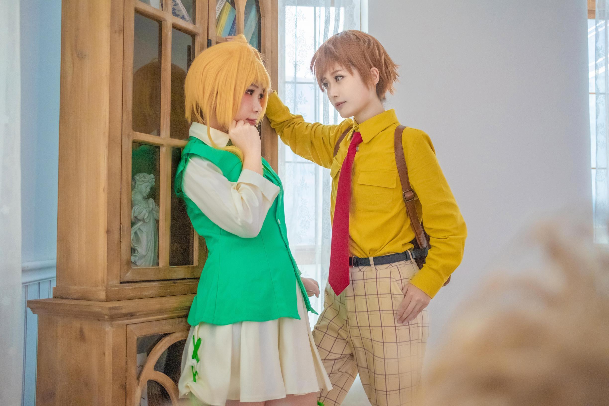 《魔卡少女樱》百变小樱cosplay【CN:海鲜君】-第4张