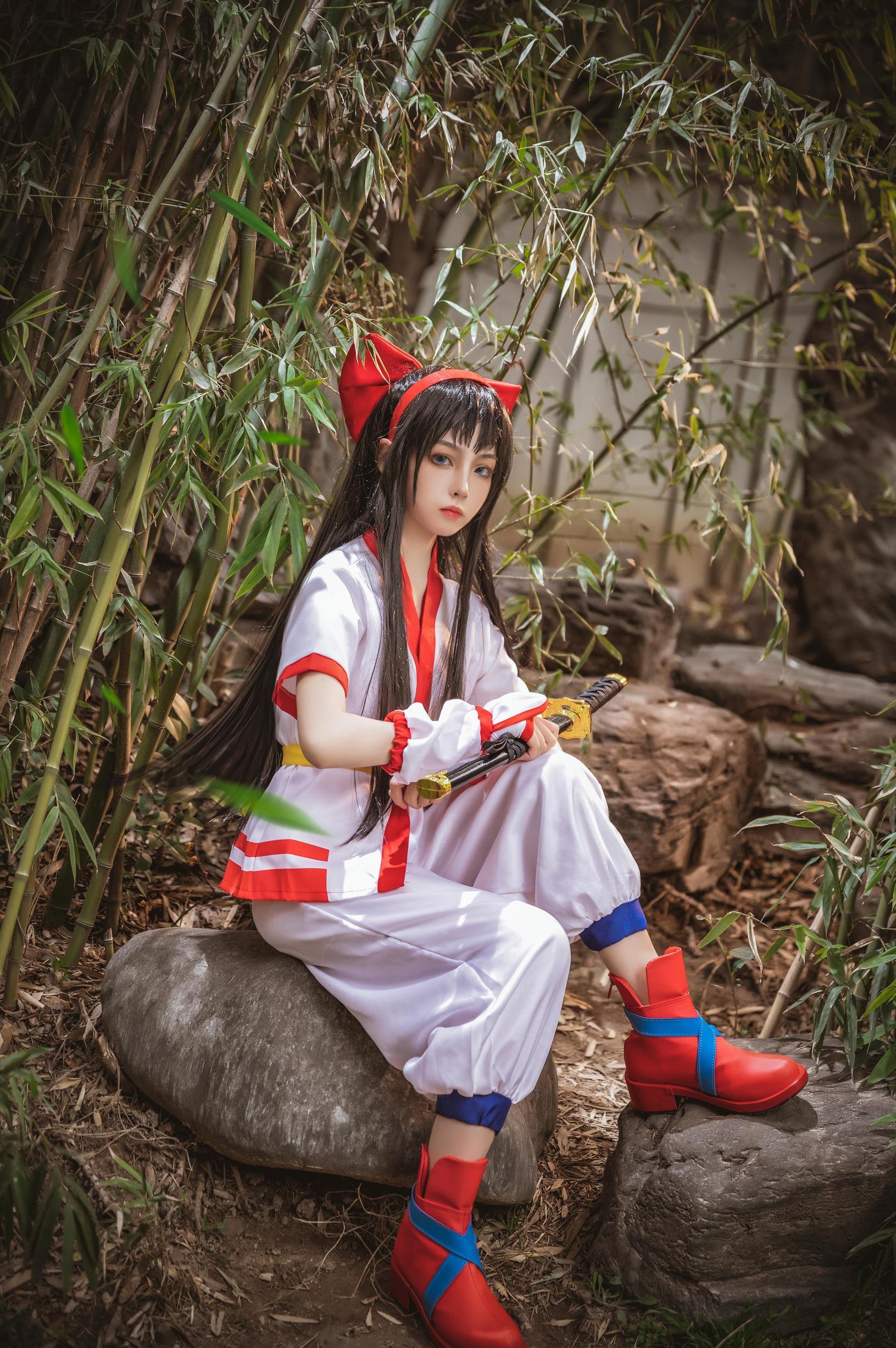 王者荣耀cosplay【CN:仙贝w】 -d伯爵cosplay图片插图