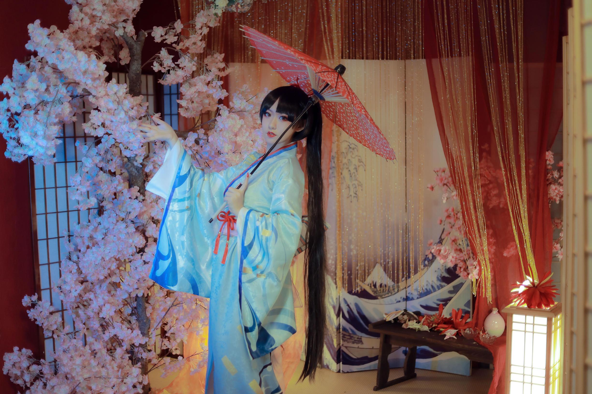 《阴阳师手游》正片cosplay【CN:程言柒】-第9张