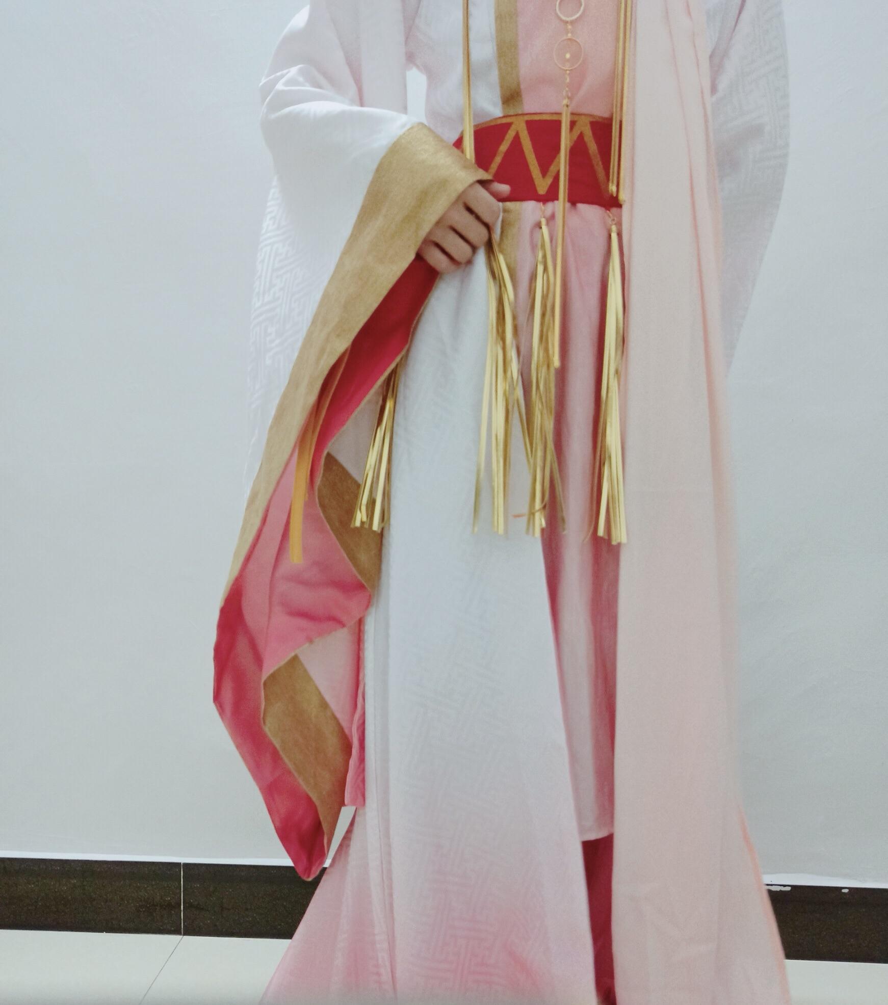 《灵契》同人cosplay【CN:忘忧何以忧】-第1张