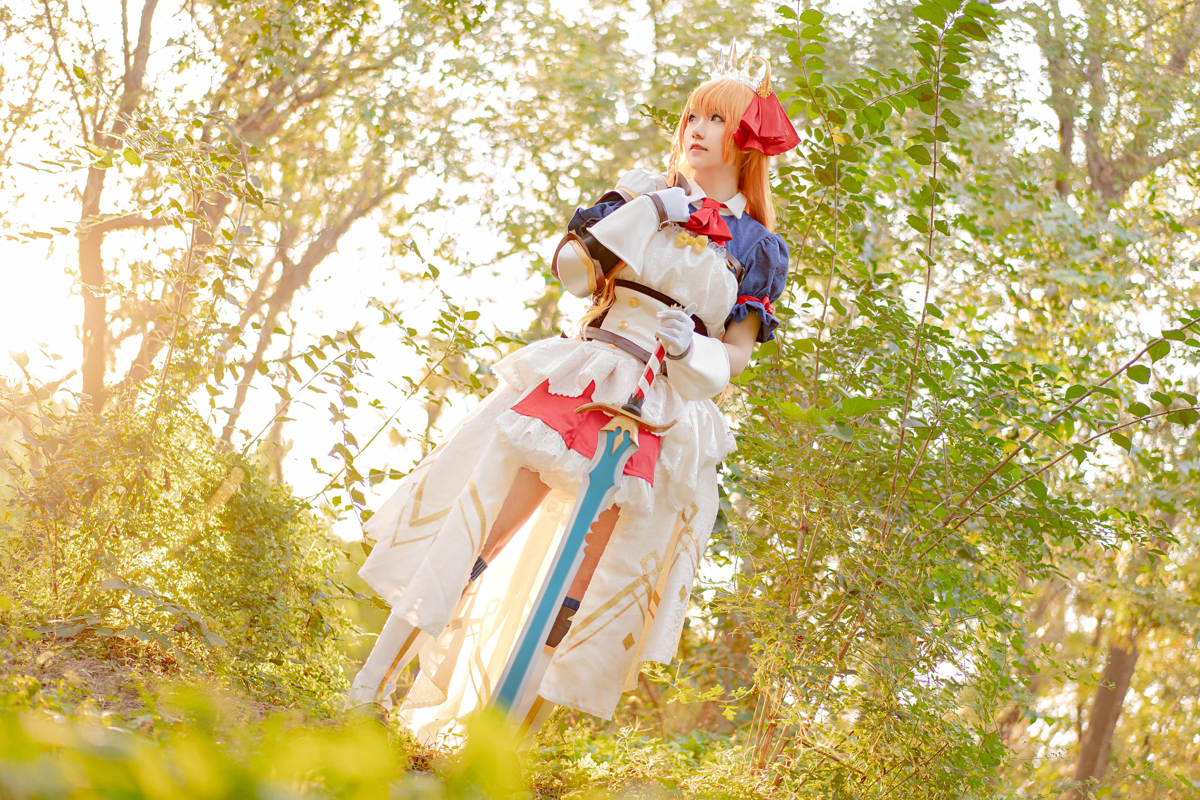 《公主连结RE:DIVE》正片cosplay【CN:Kyuui】-第8张