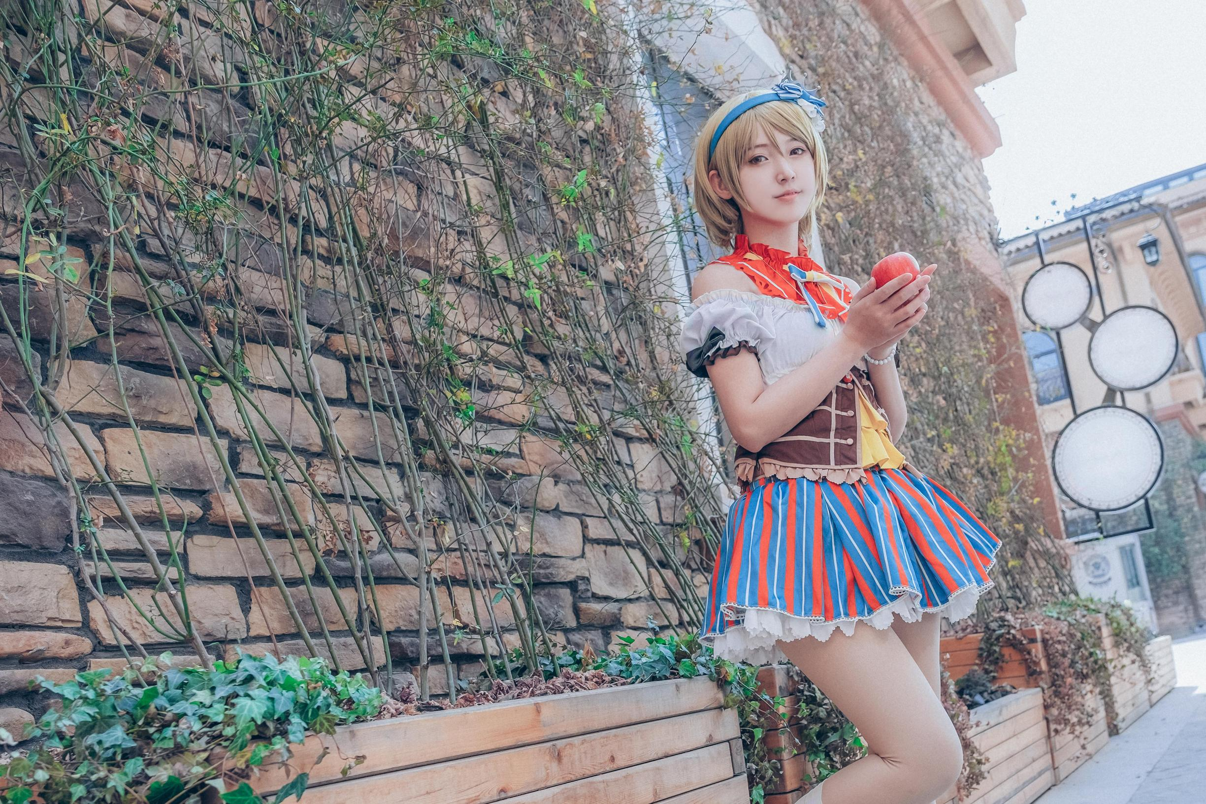 《LOVE LIVE!》正片cosplay【CN:辰苏】-第7张