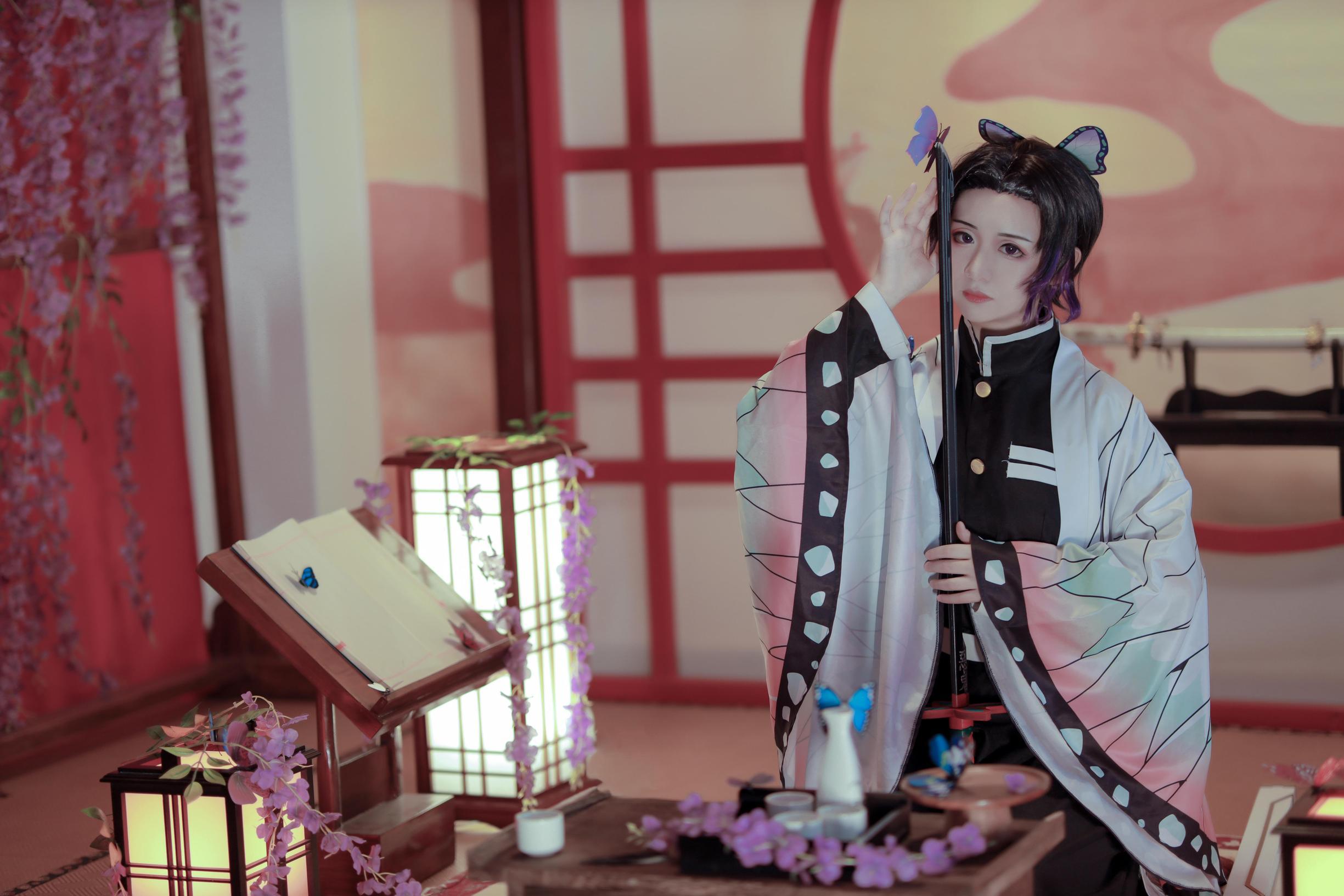 《鬼灭之刃》正片cosplay【CN:程言柒】-第26张