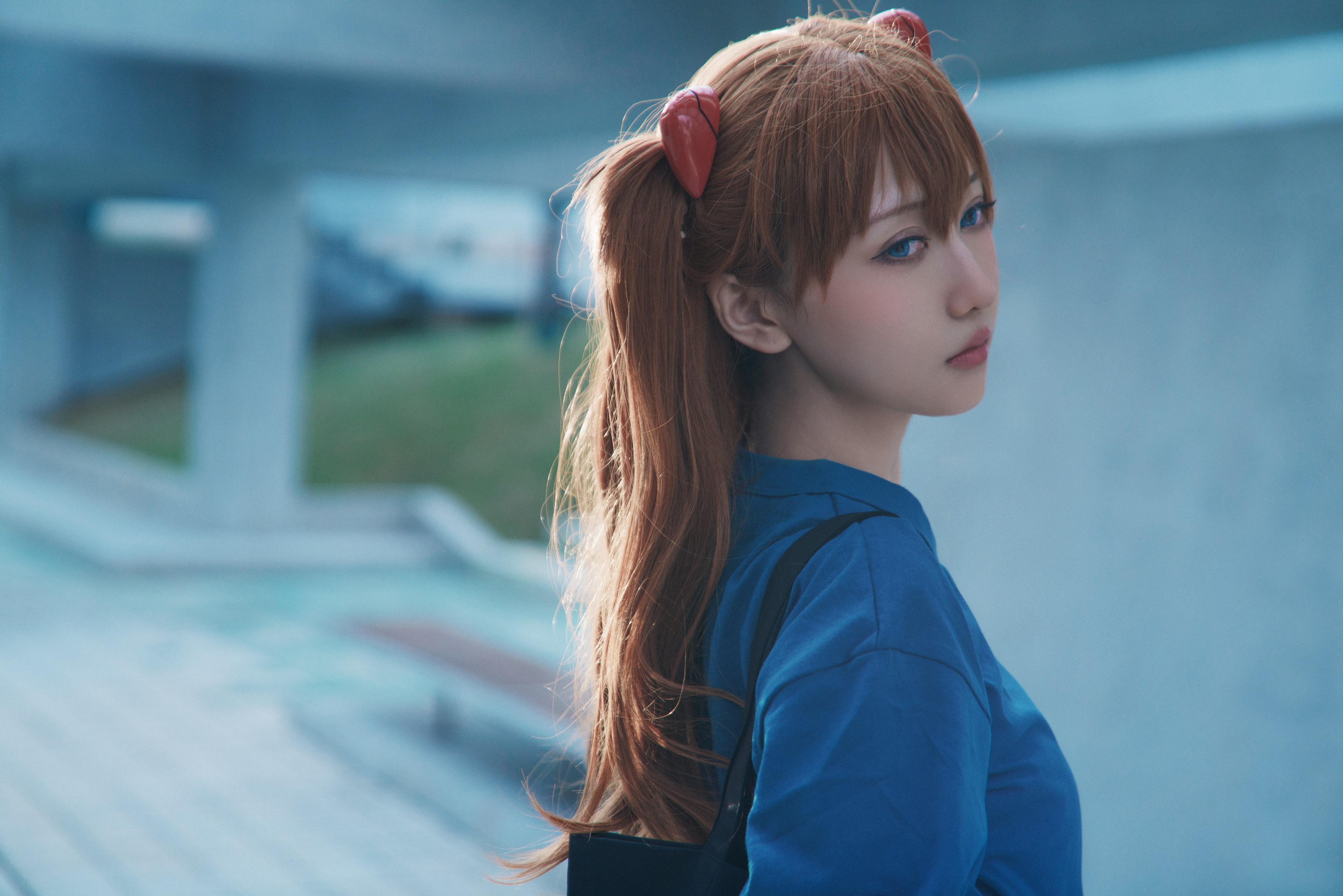 《新世纪福音战士》明日香cosplay【CN:阿凡usagi】-第10张