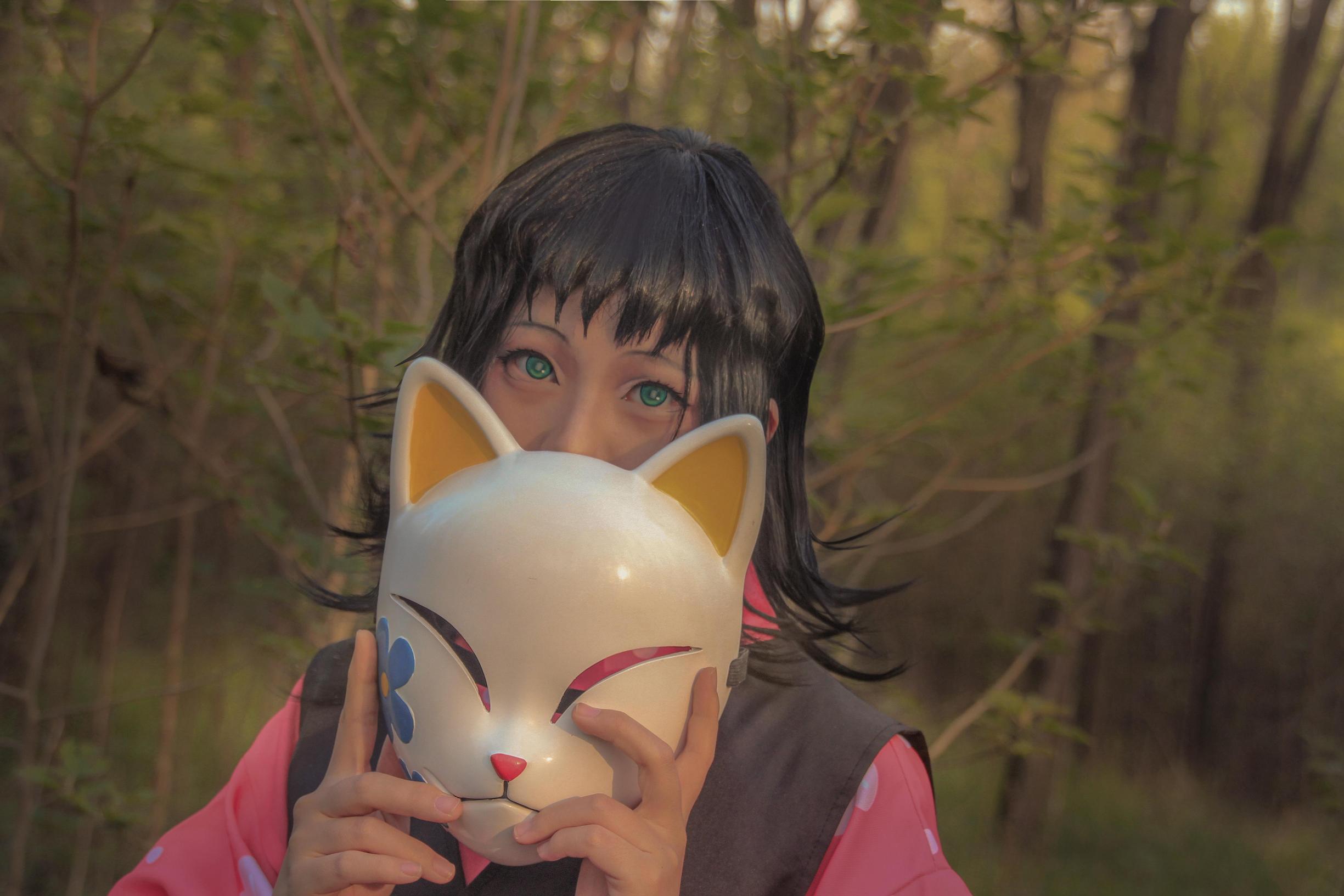 《鬼灭之刃》正片cosplay【CN:子刷子】-第4张