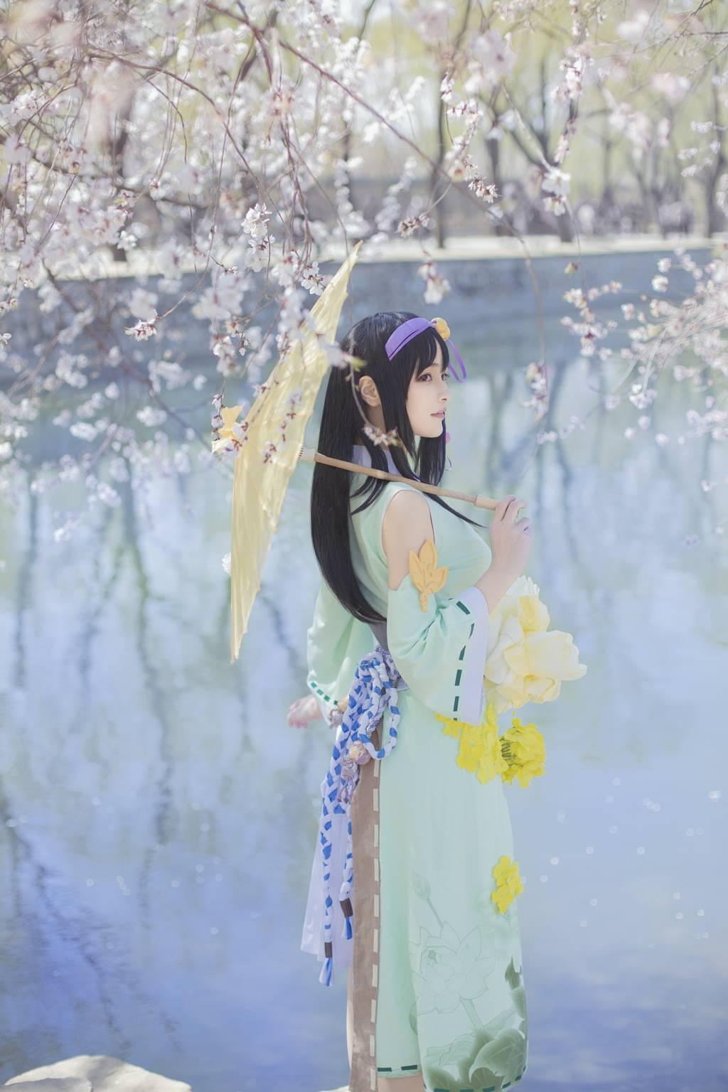 游戏cosplay【CN:水晶雪梨汁_雪梨】-第18张